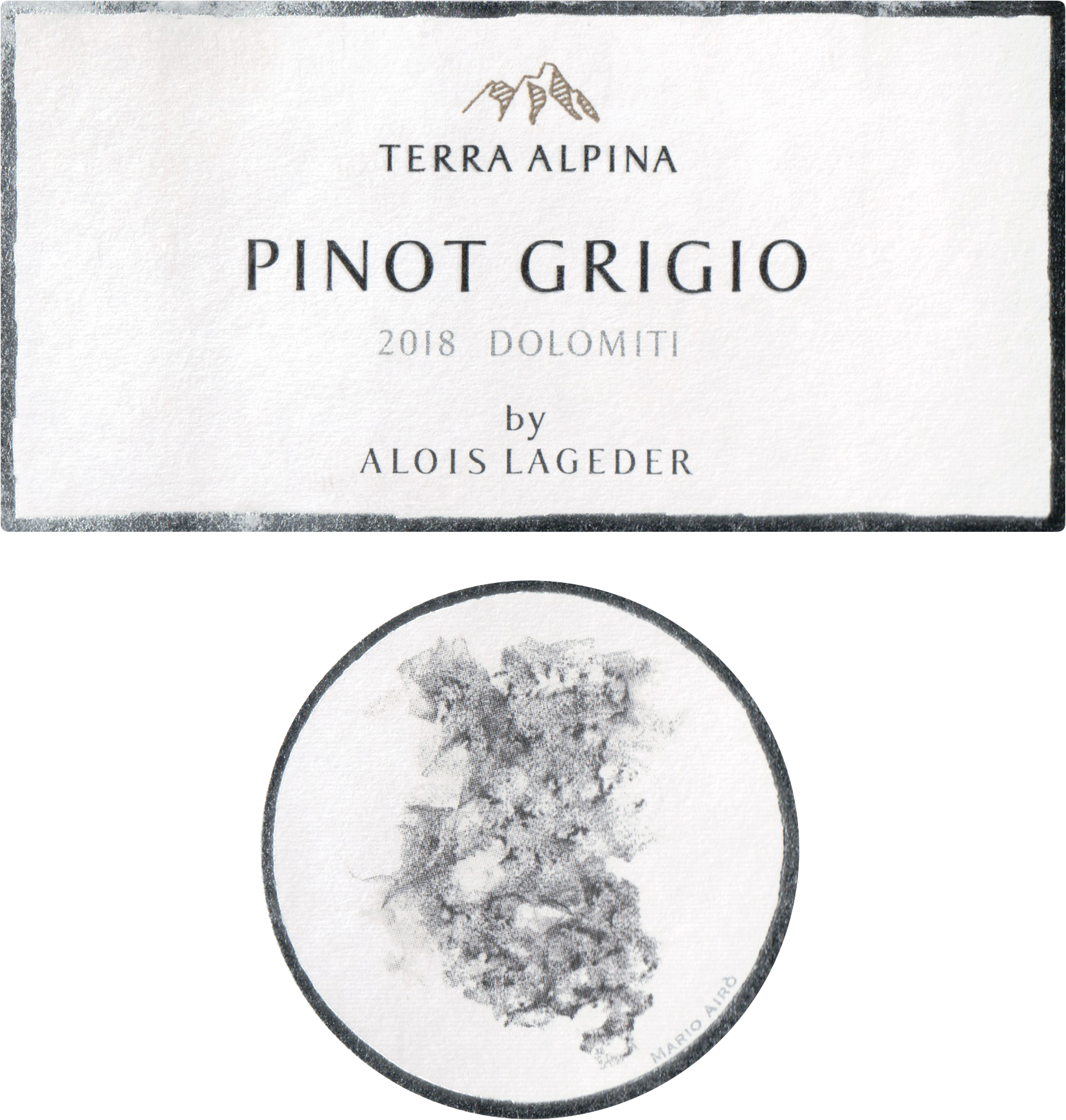 Alois Lageder Pinot Grigio 2018