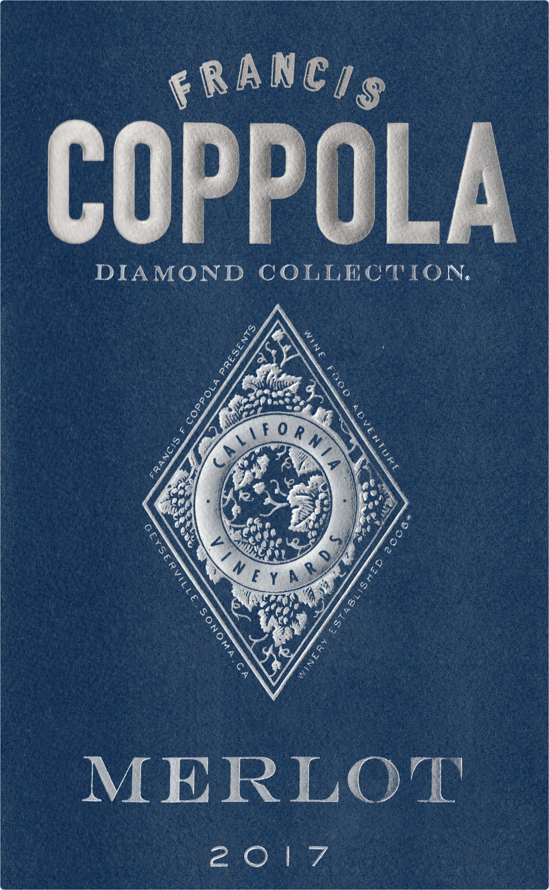 Coppola Diamond Merlot 2017