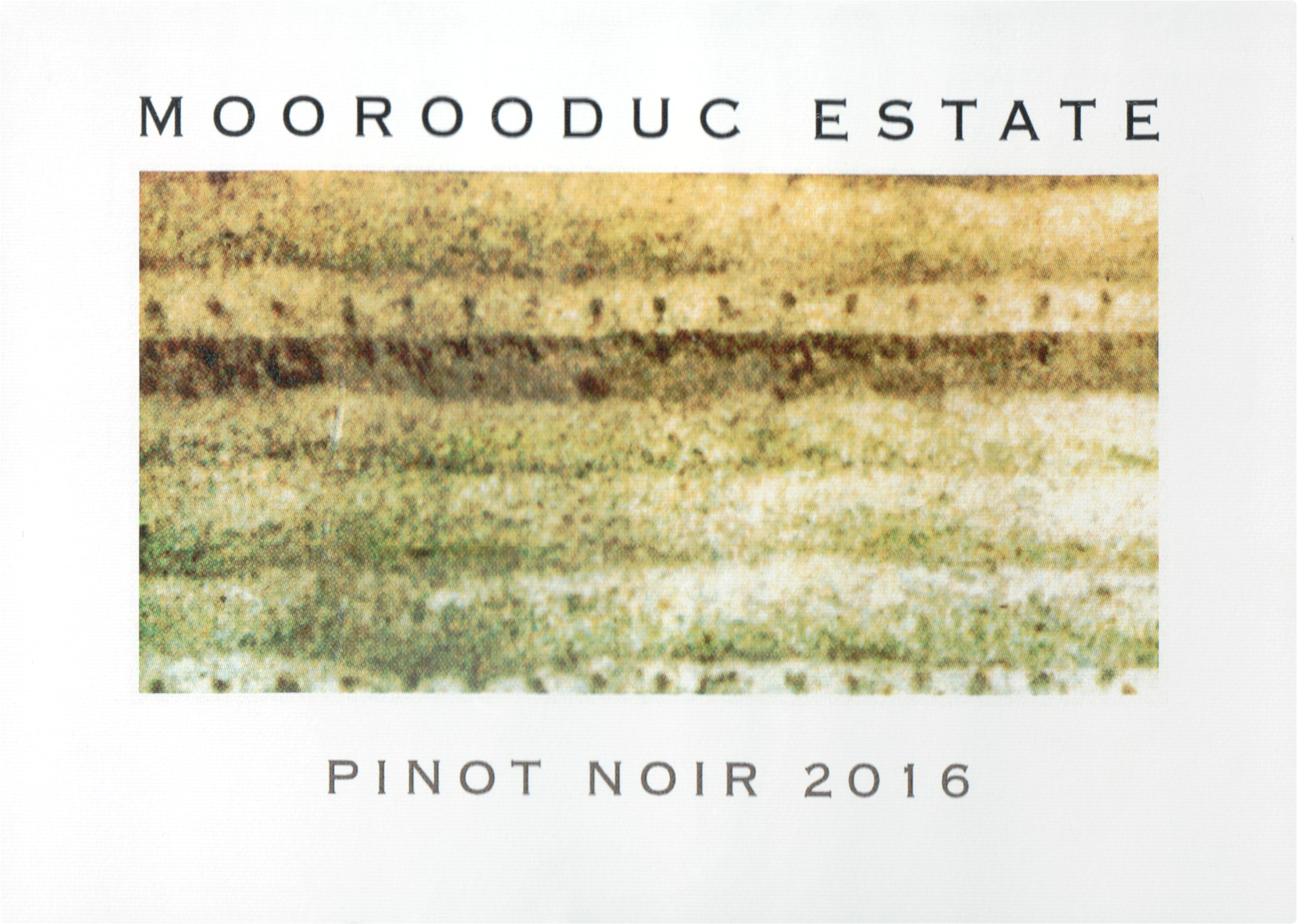 Moorooduc Estate Mornington Peninsula Pinot Noir 2016