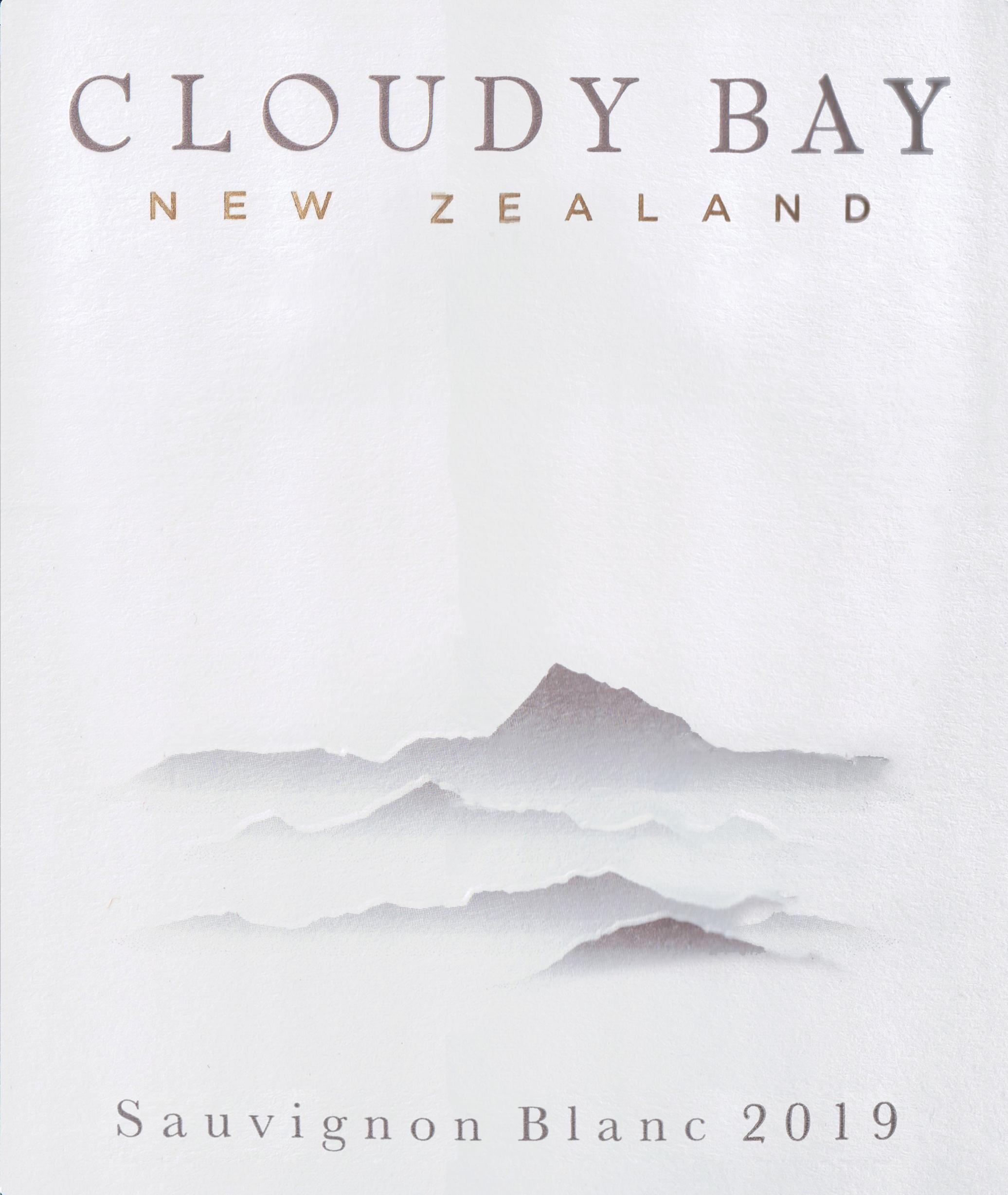 Cloudy Bay Sauvignon Blanc 2019
