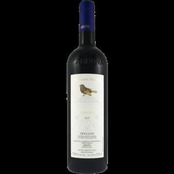 Bottle shot for 2018 Marziano Abbona San Luigi Dogliani