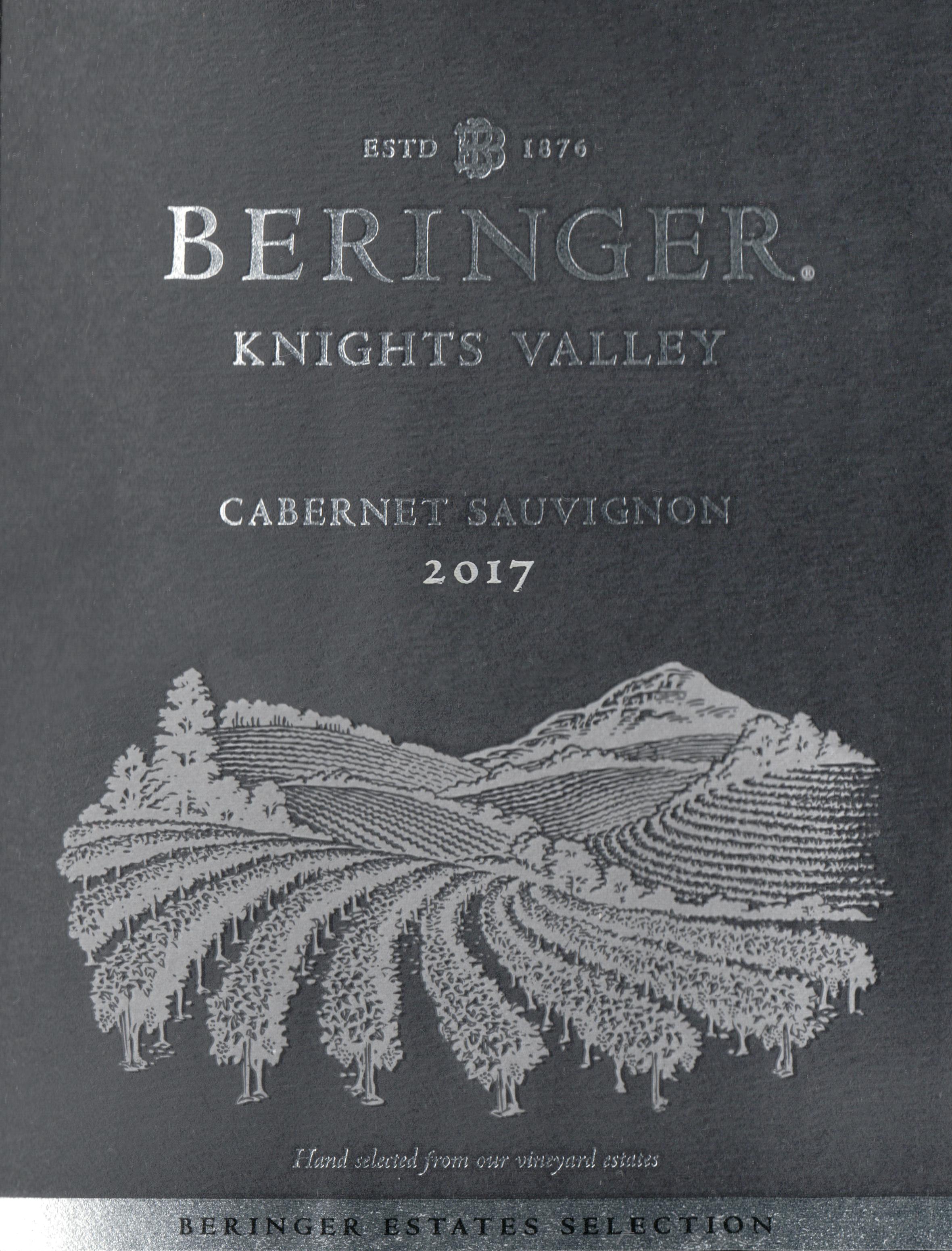 Beringer Cabernet Sauvignon Knight