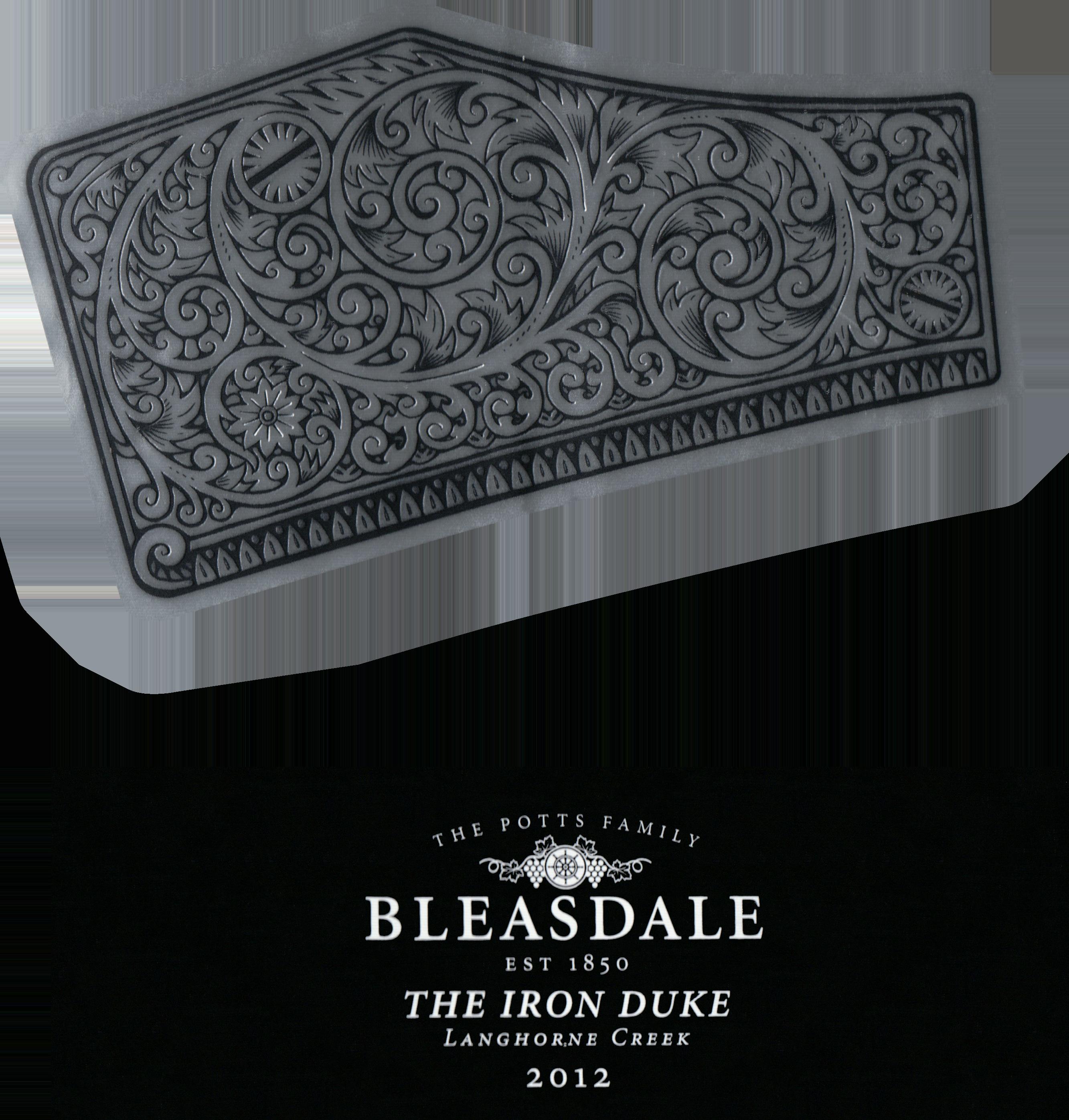 Bleasdale Iron Duke Cabernet Sauvignon 2012