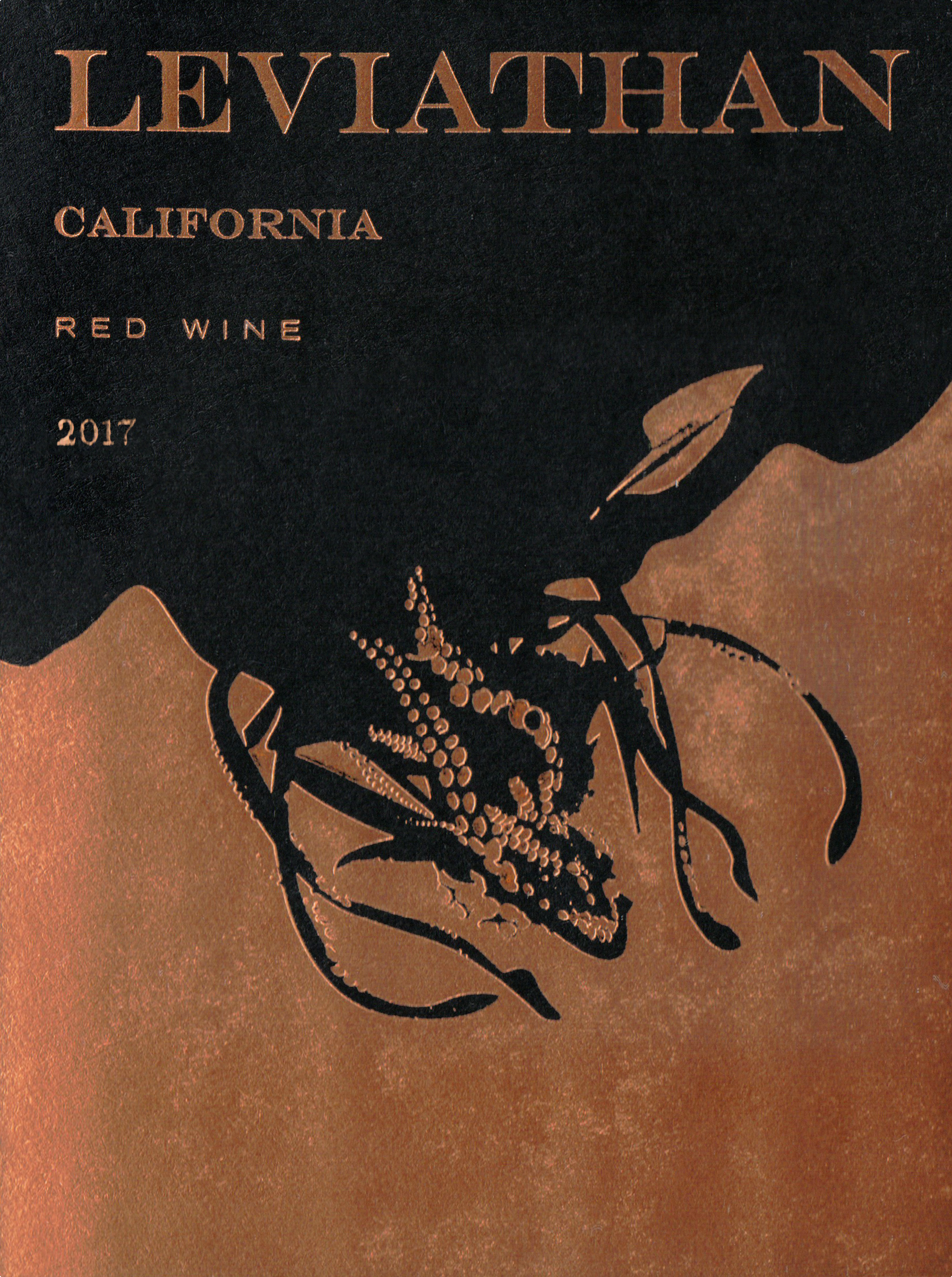 Leviathan California Red 2017