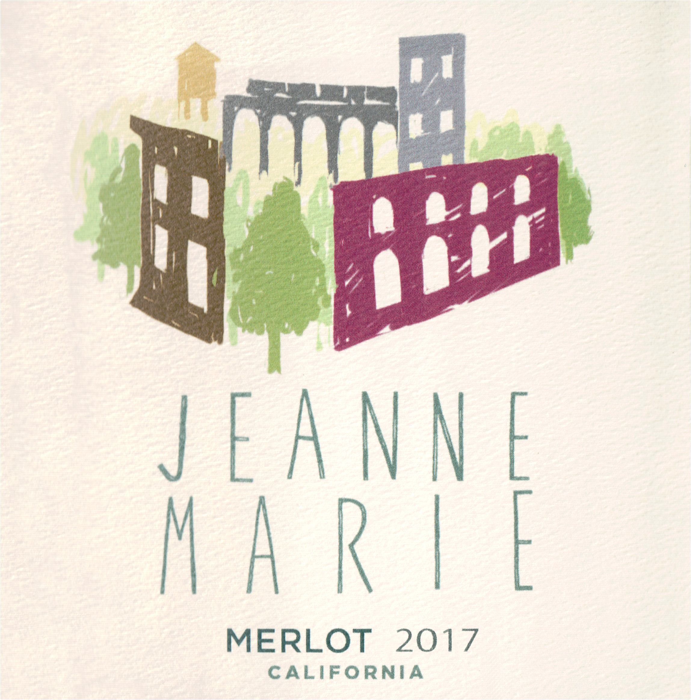Jeanne Marie Merlot 2017
