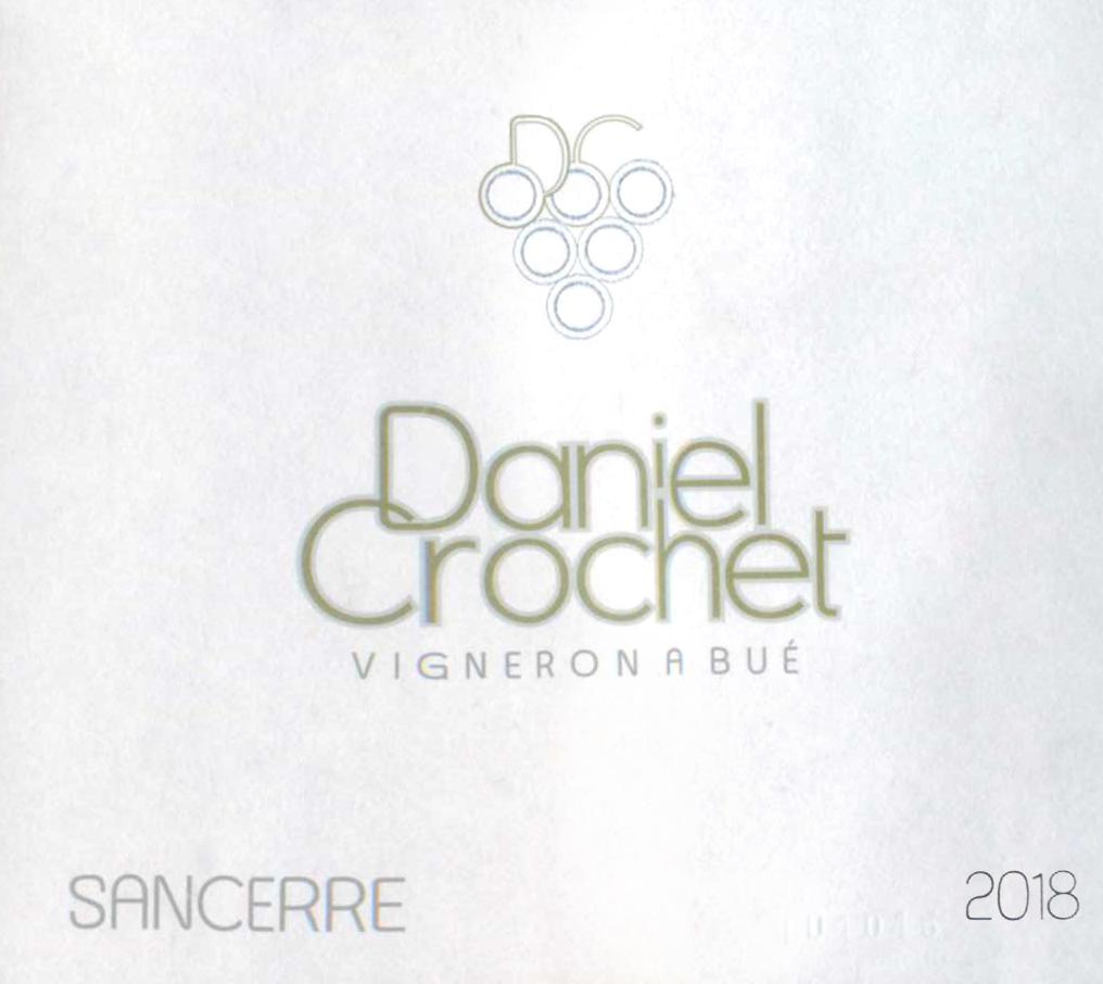 Daniel Crochet Sancerre 2018