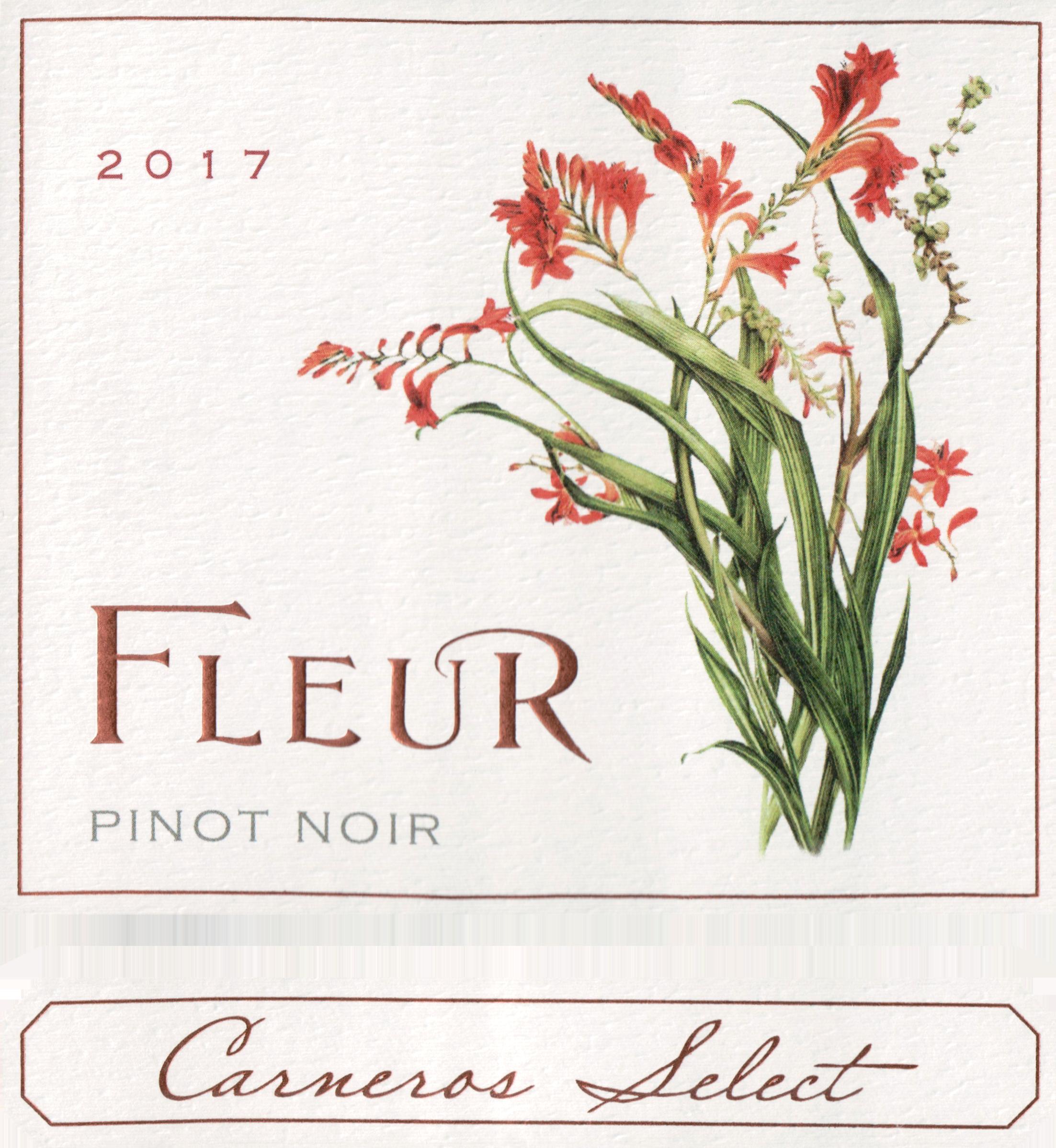 Fleur De California Pinot Noir Carneros 2017