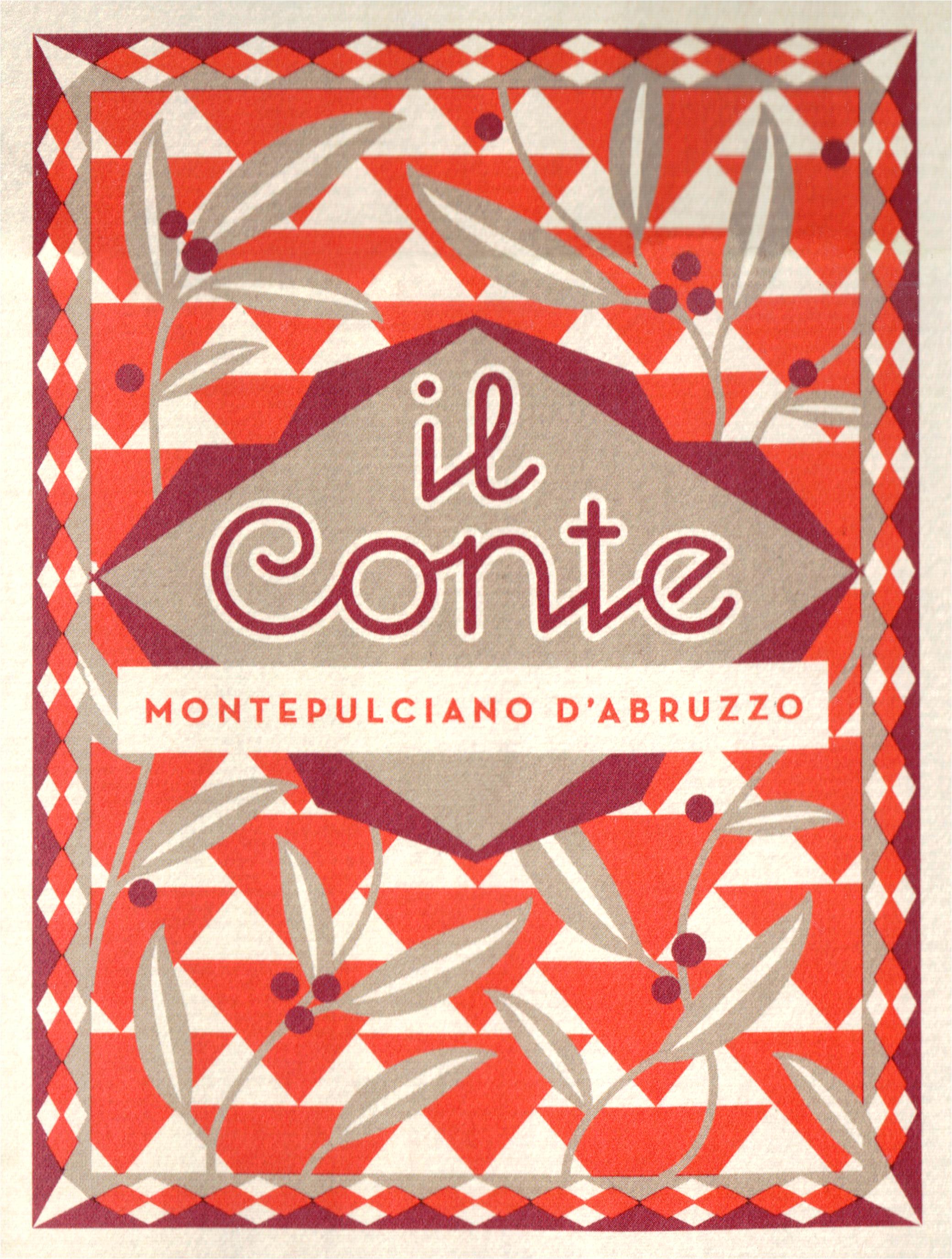 Il Conte Montepulciano D