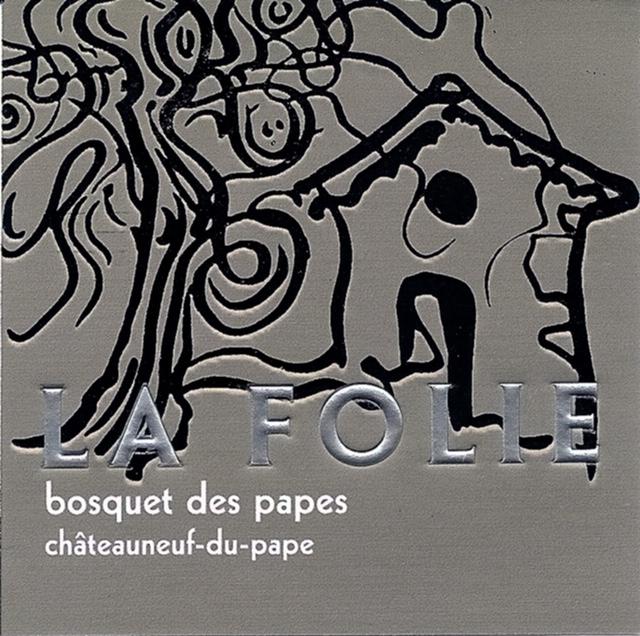 Bosquet Des Papes Chateauneuf Du Pape La Folie 2015