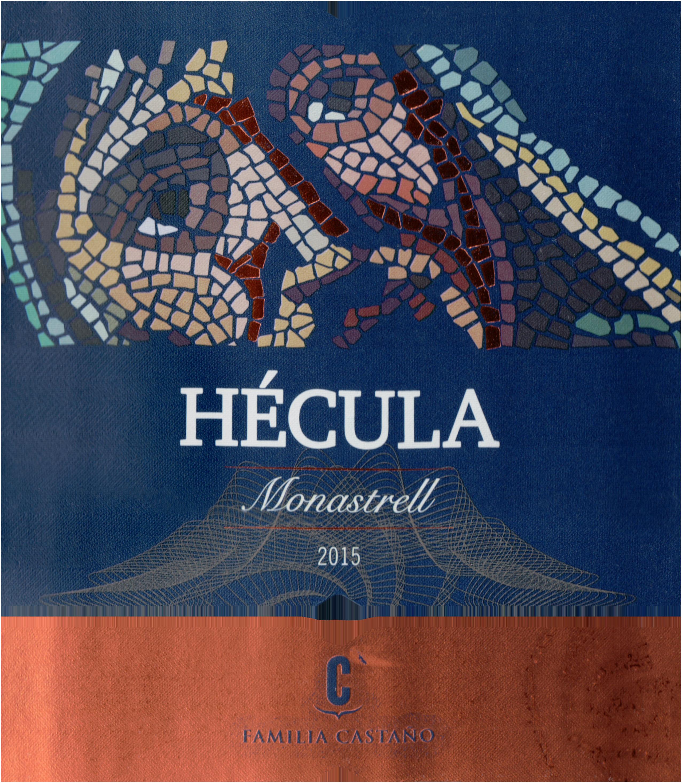 Castano Hecula Monastrell Yecla 2015