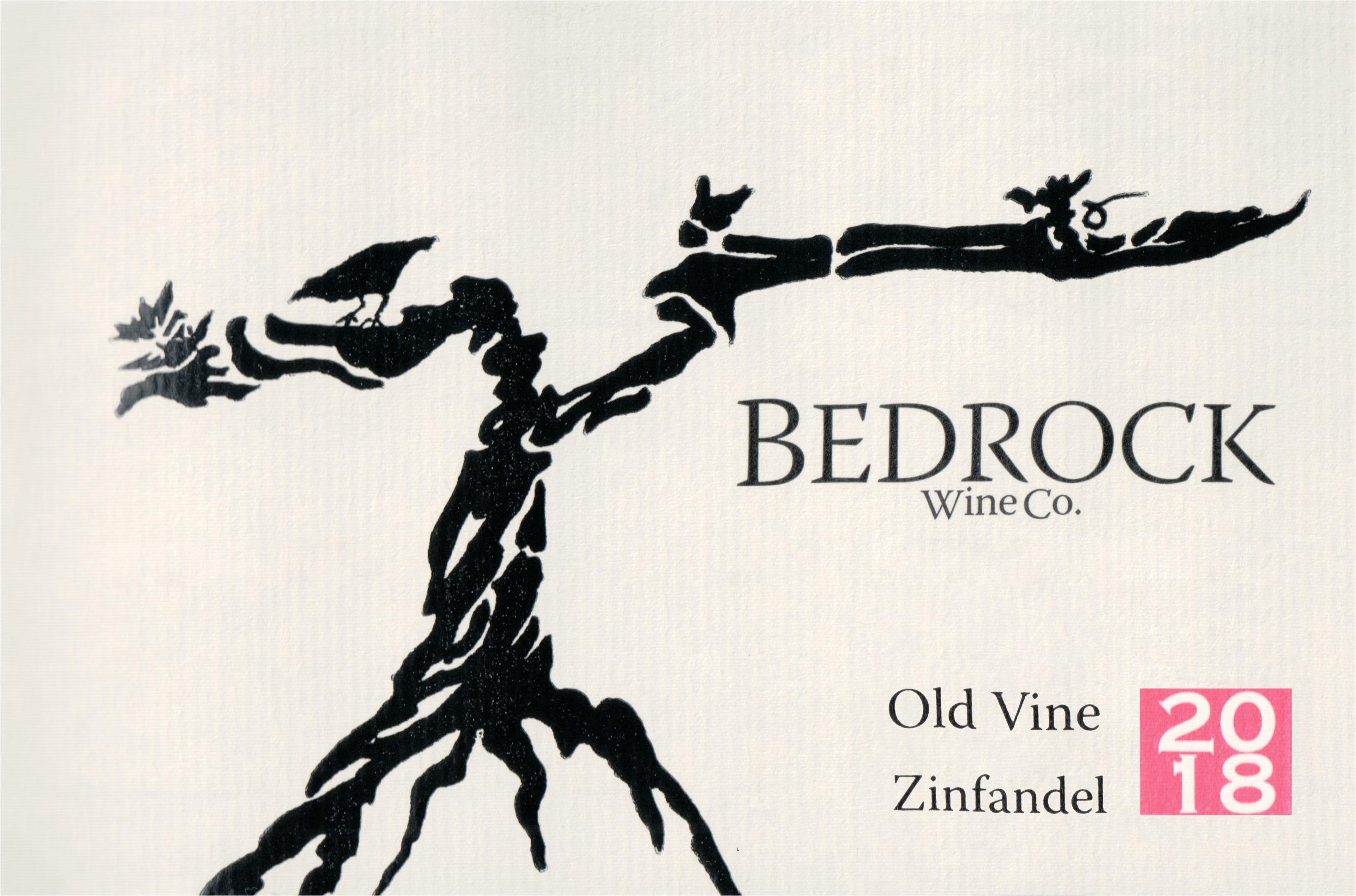 Bedrock Zinfandel Old Vines 2018