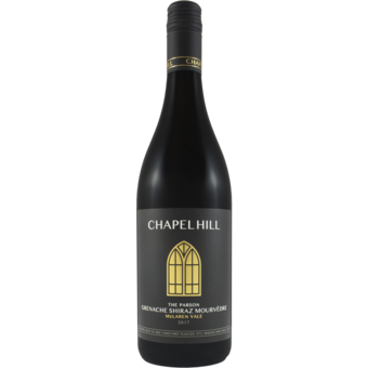 Bottle shot for 2017 Chapel Hill The Parson Gsm
