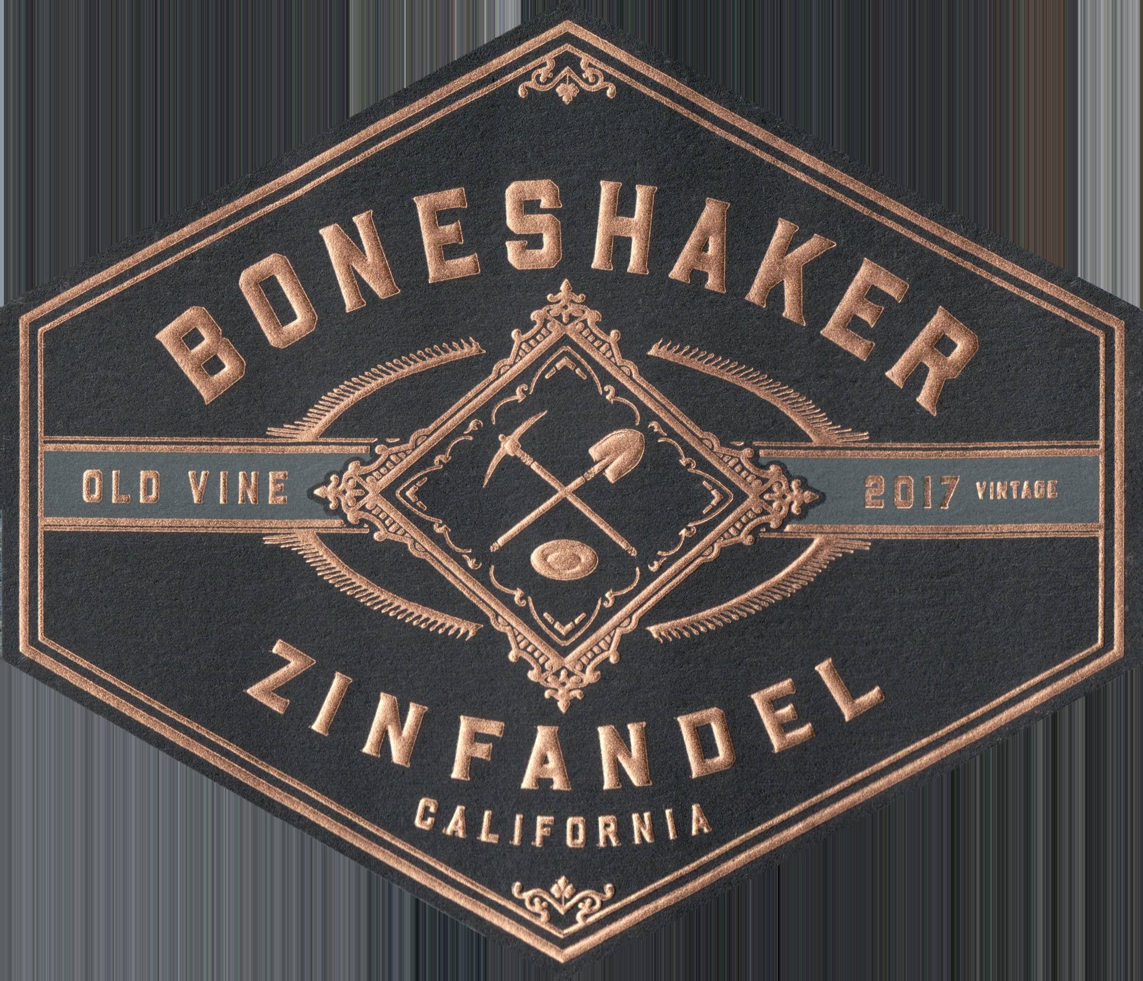 Hahn Boneshaker Old Vine Zinfandel 2017