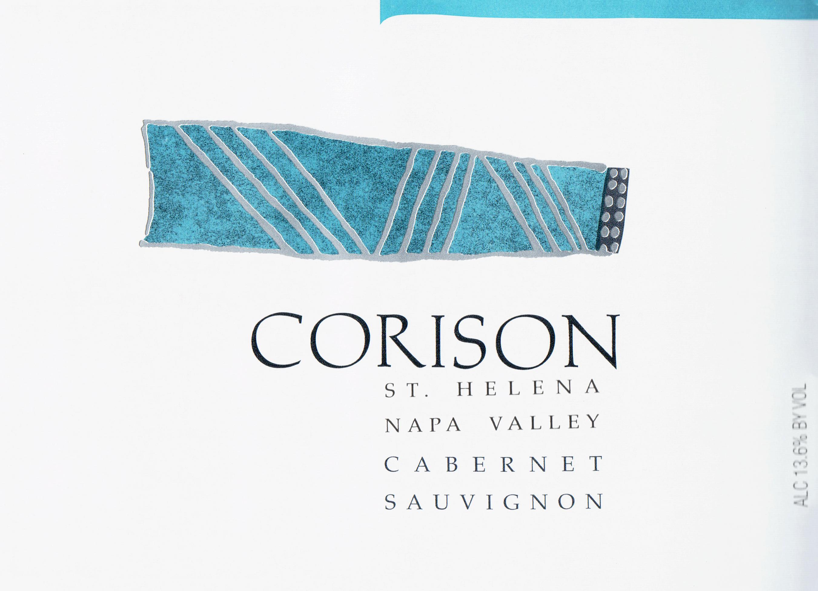 Corison Napa Valley Cabernet Sauvignon 2016