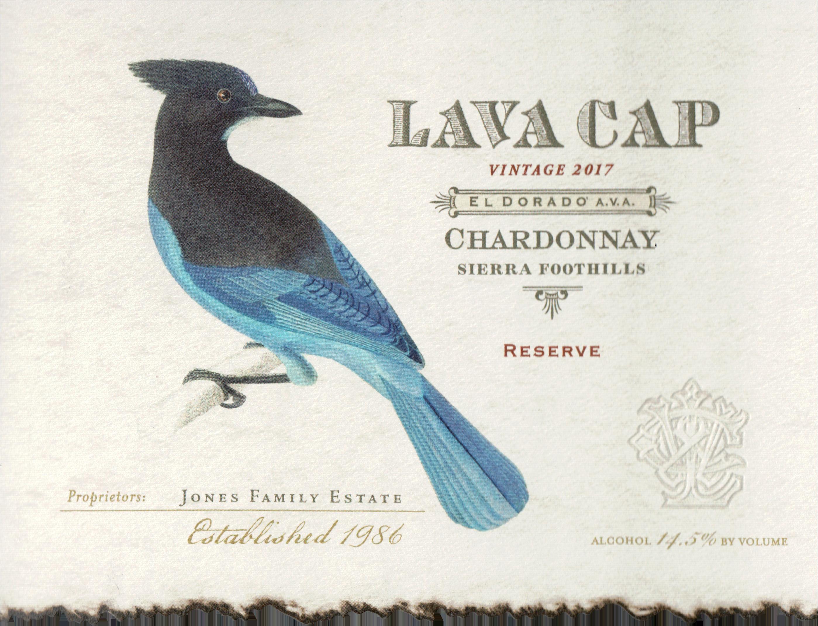 Lava Cap El Dorado Chardonnay 2017
