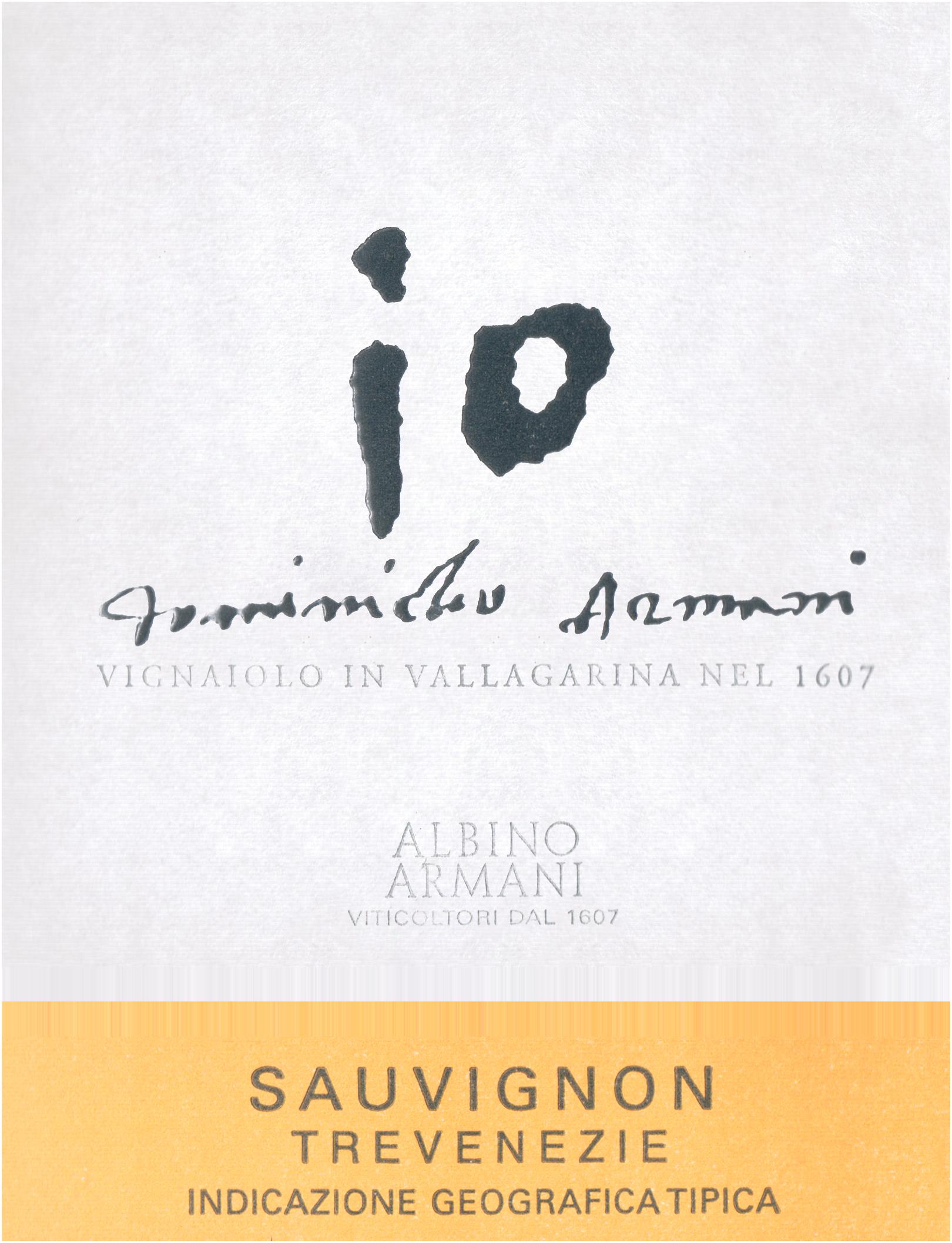 Albino Armani Sauvignon 2018