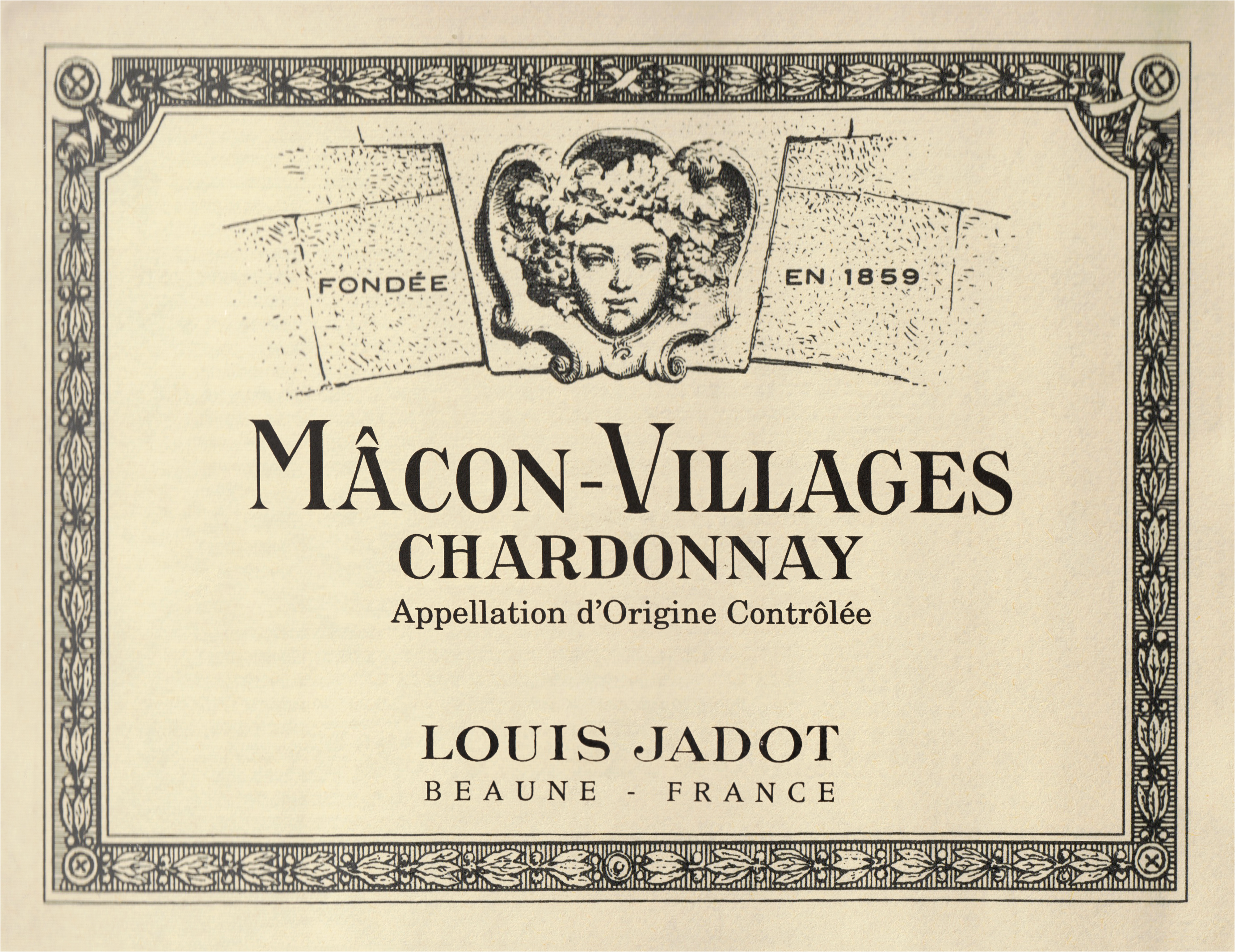Louis Jadot Macon Villages 2018