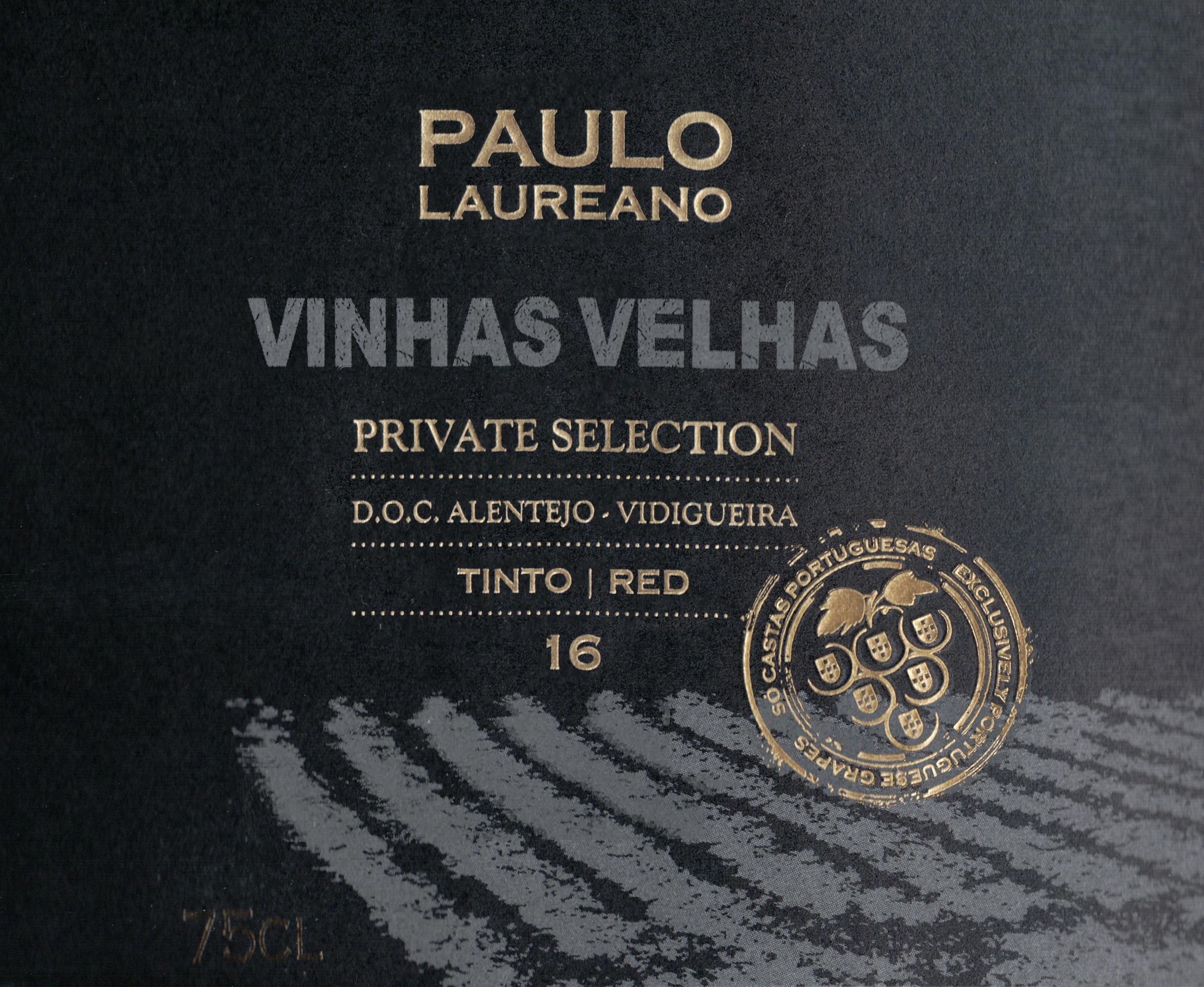 Paulo Laureano Private Selection 2016