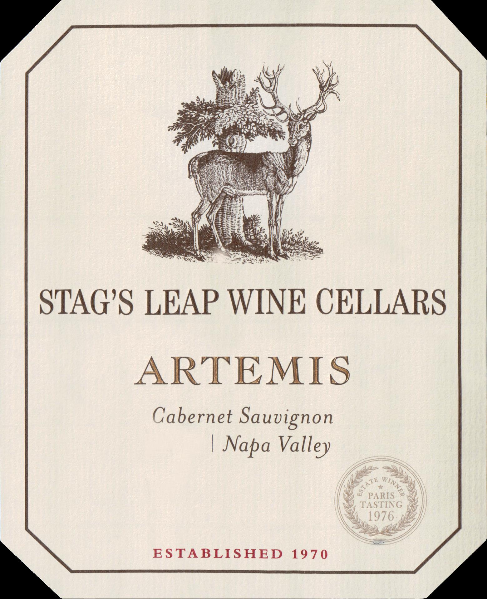 Stags Leap W.C. Artemis Cabernet Sauvignon 2017
