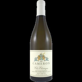 Bottle shot for 2017 Cameron Clos Electrique Blanc