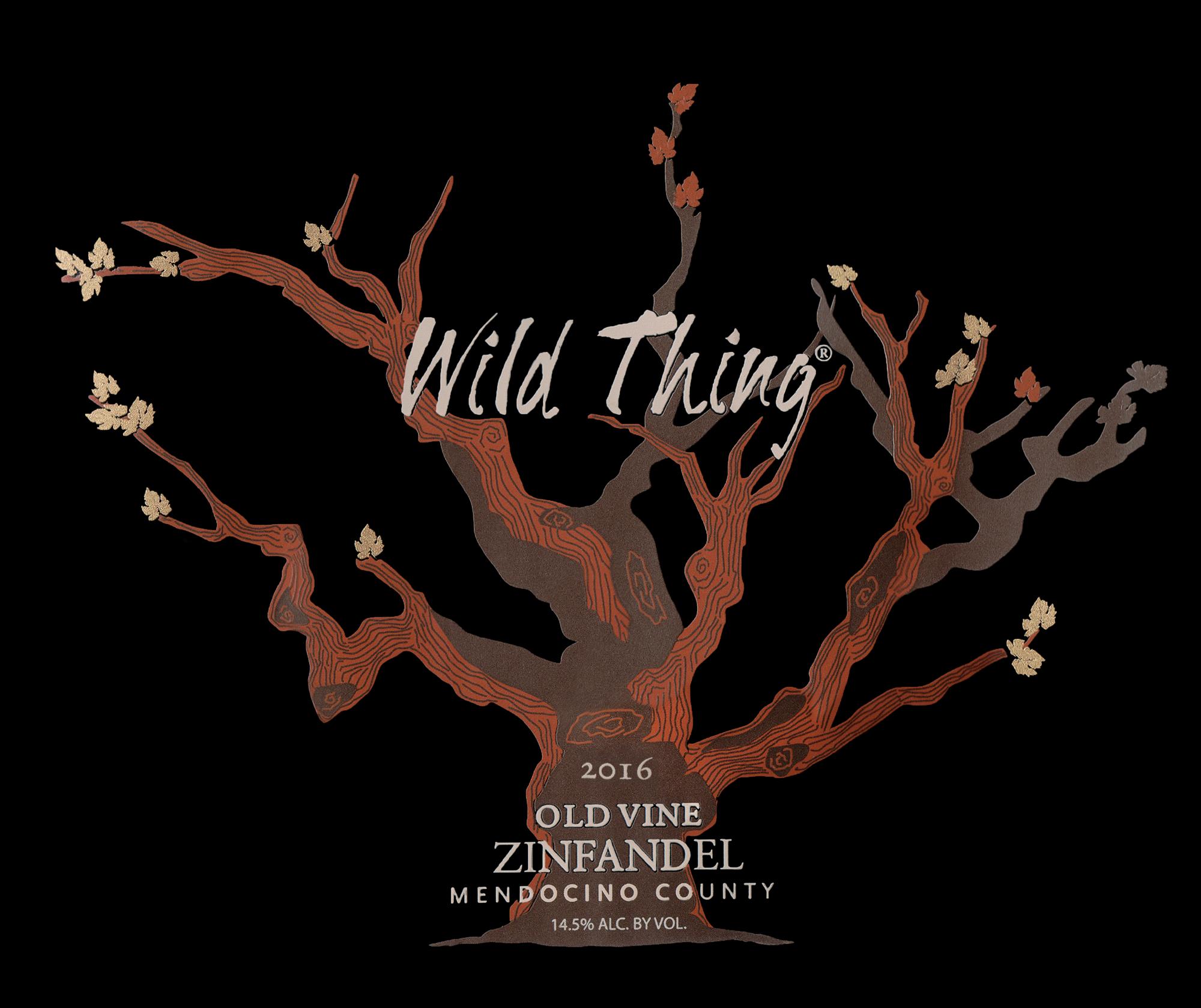 Carol Shelton Wild Thing Zinfandel 2016