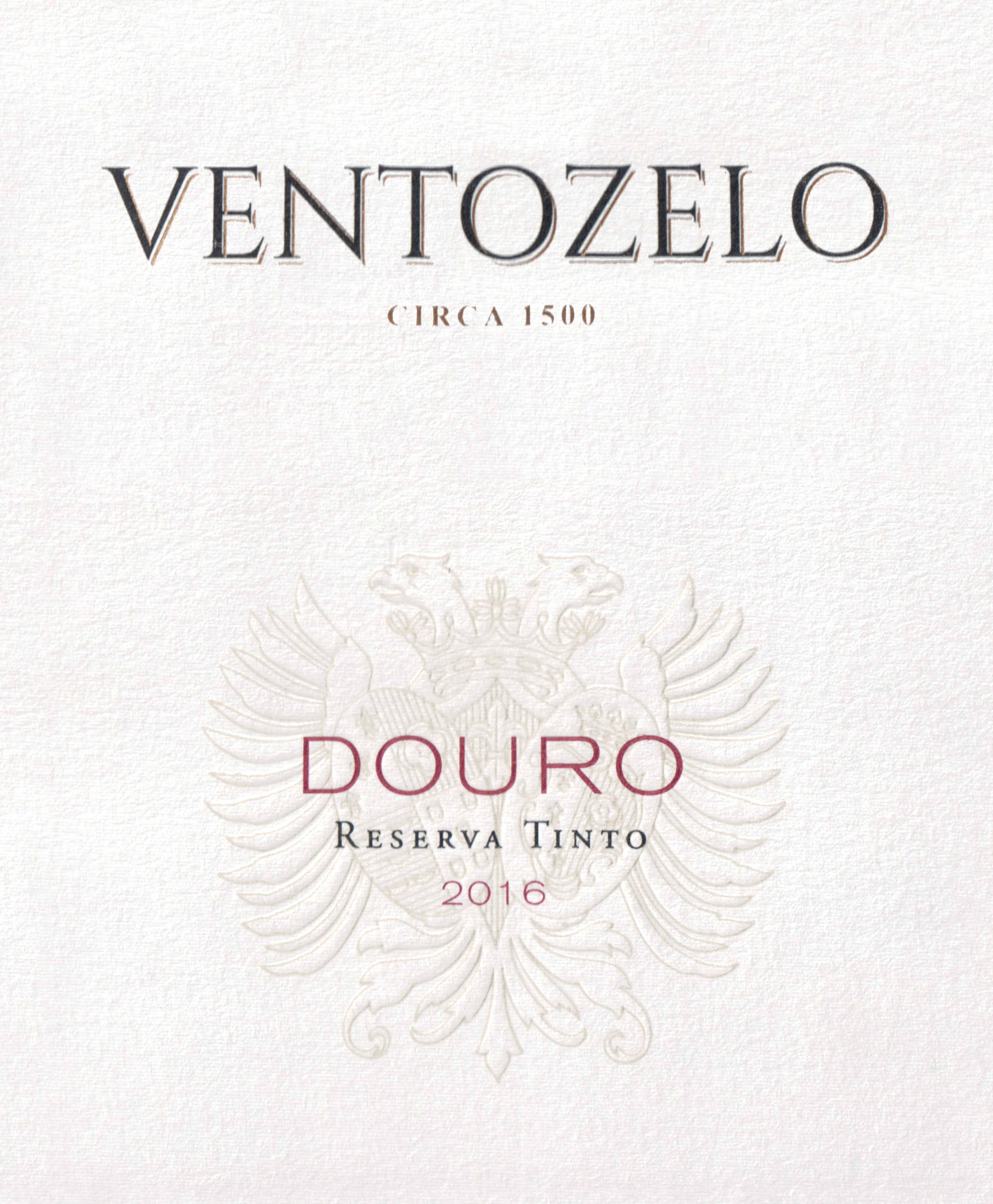 Ventozelo Douro Reserva Red 2016