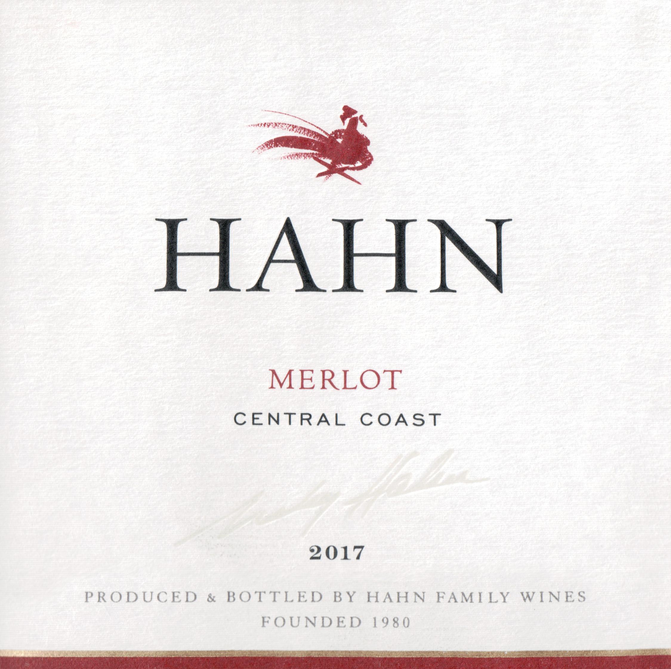 Hahn Estate Merlot 2017