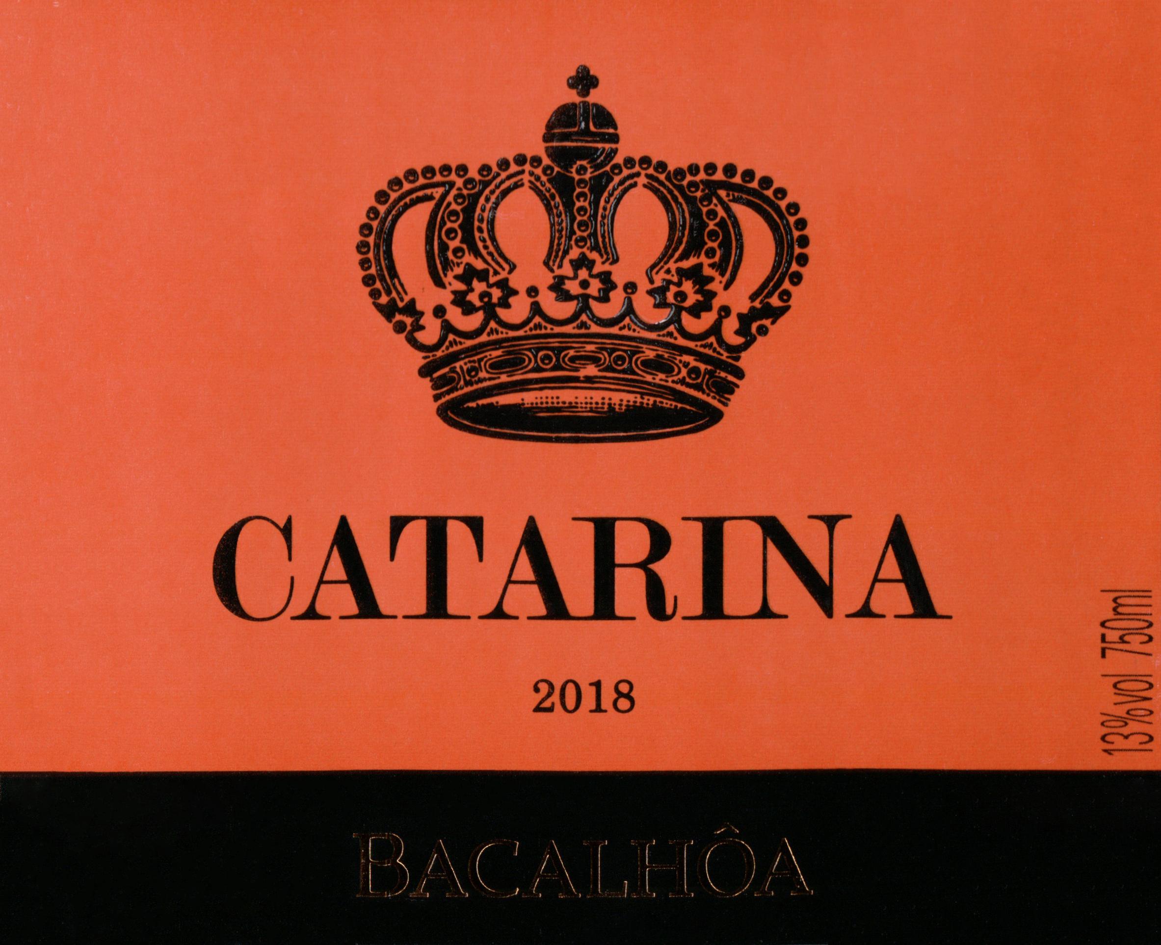 Bacalhoa Catarina White 2018