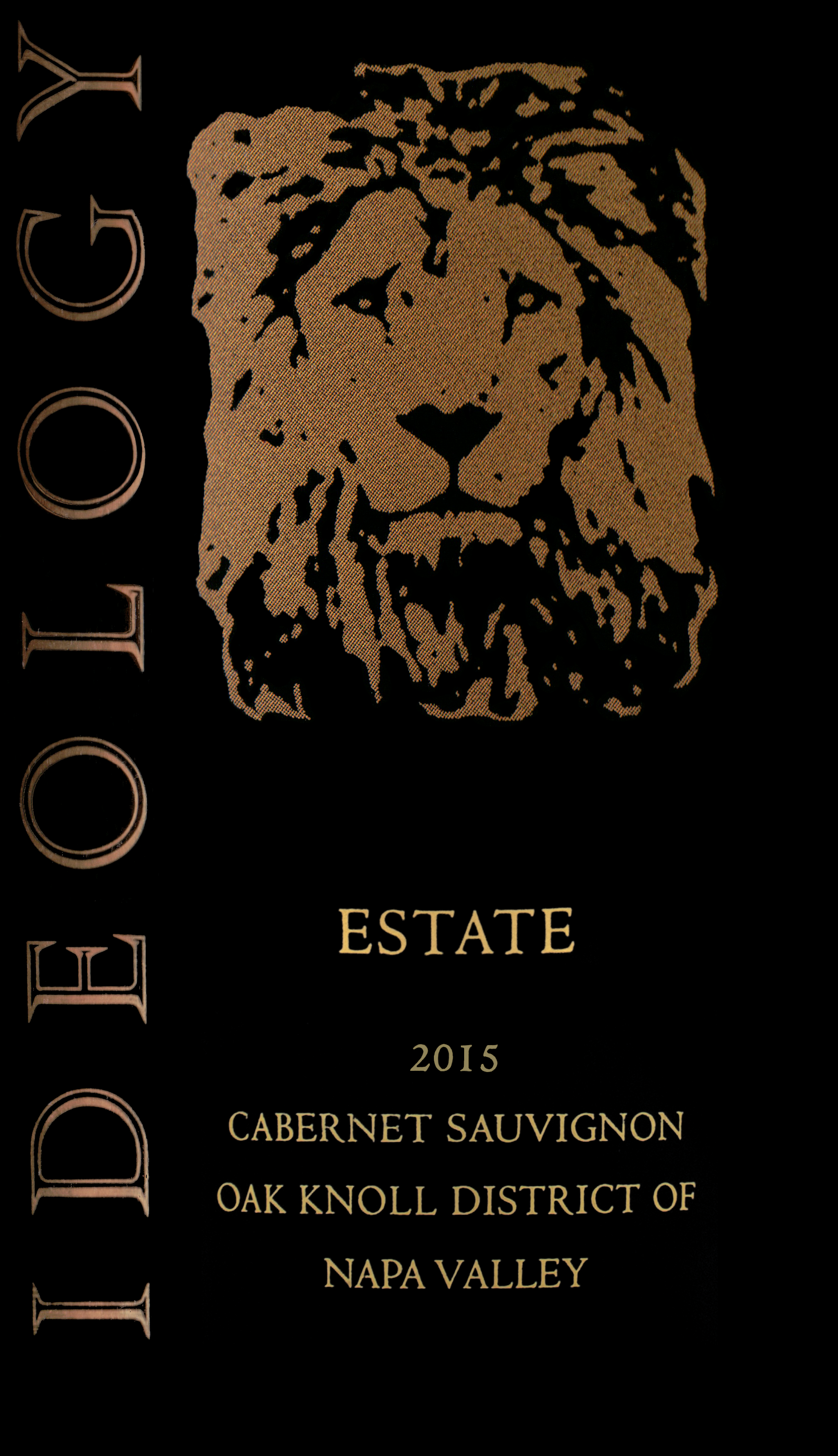 Ideology Oak Knoll Estate Cabernet Sauvignon 2015