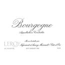 2017 Maison Leroy Bourgogne Blanc