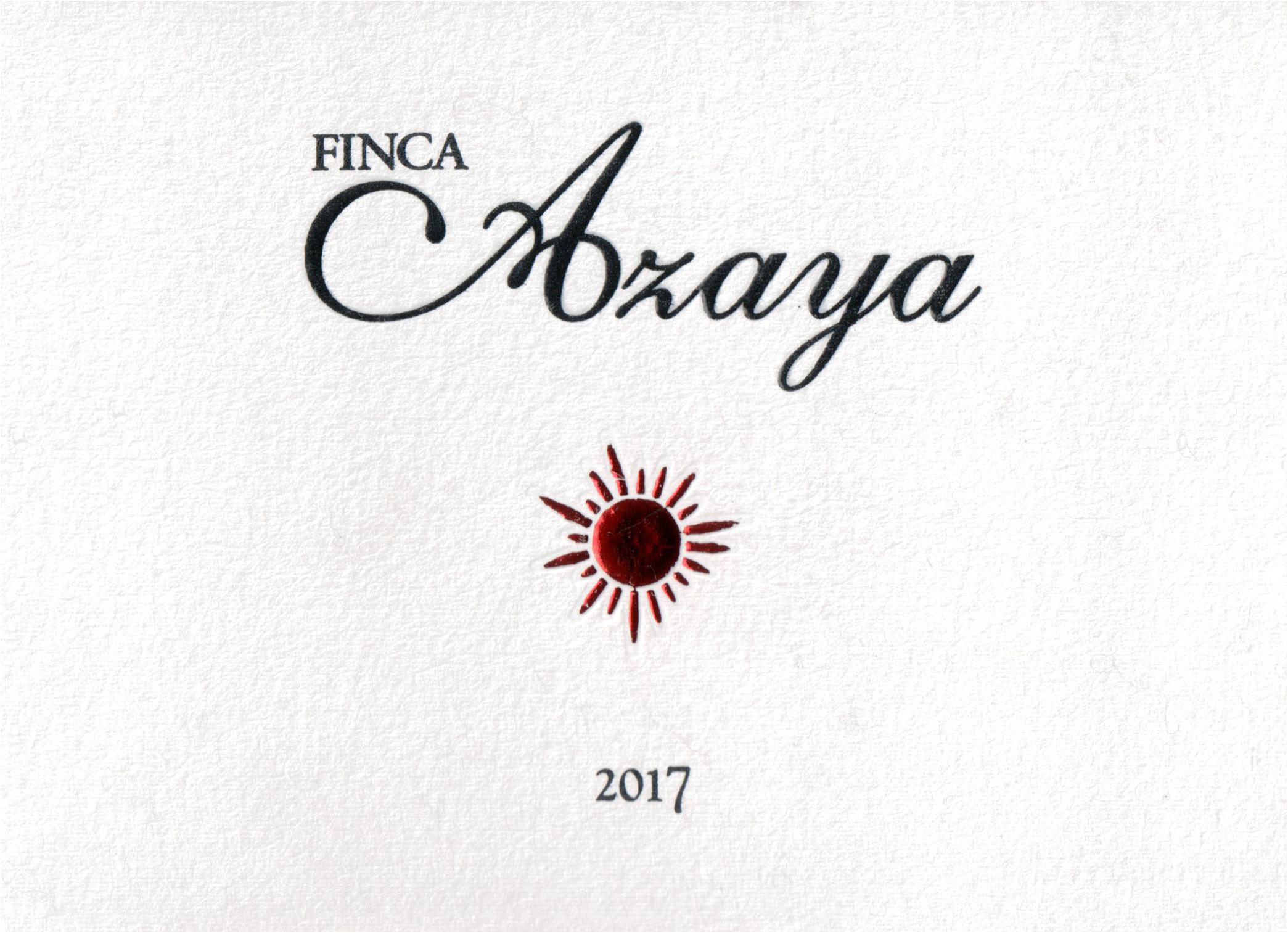 Valduero Finca Azaya 2017
