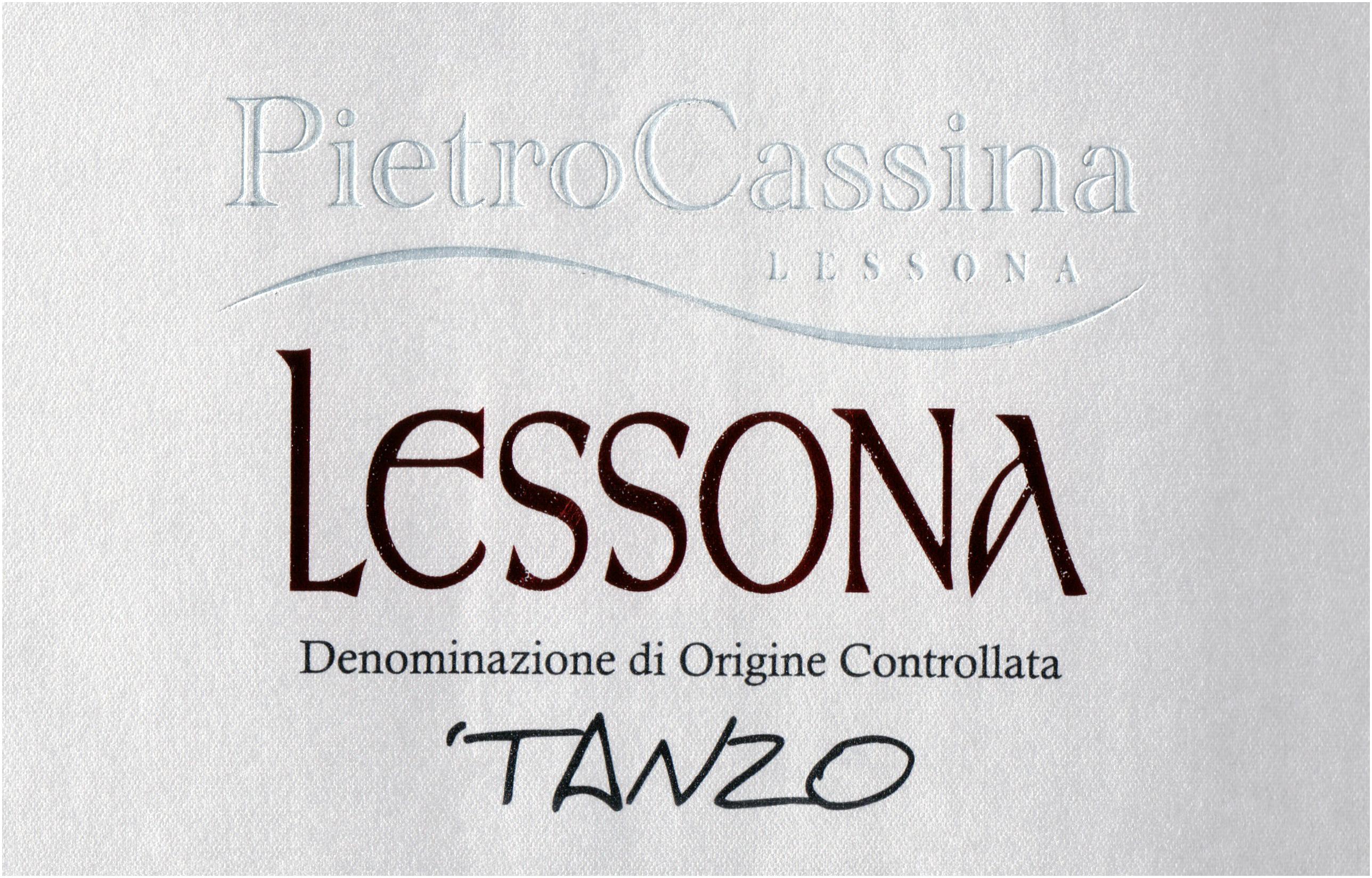 Pietro Cassina Tanzo 2011