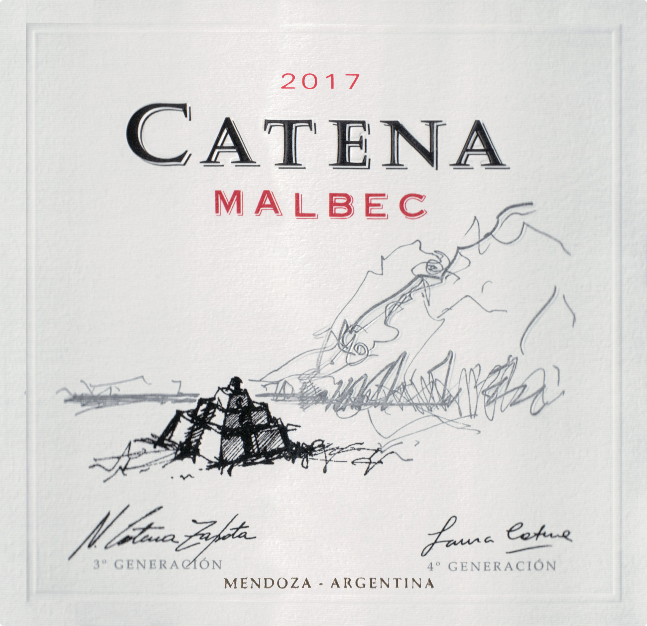 Catena Malbec 2017