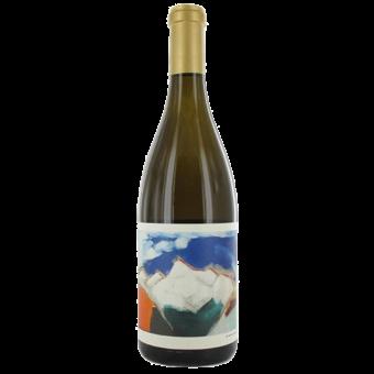 Bottle shot for 2017 Chanin Chardonnay Bien Nacido Vineyard