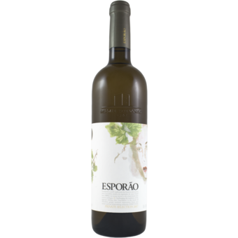 Bottle shot for 2017 Esporao Private Selection White