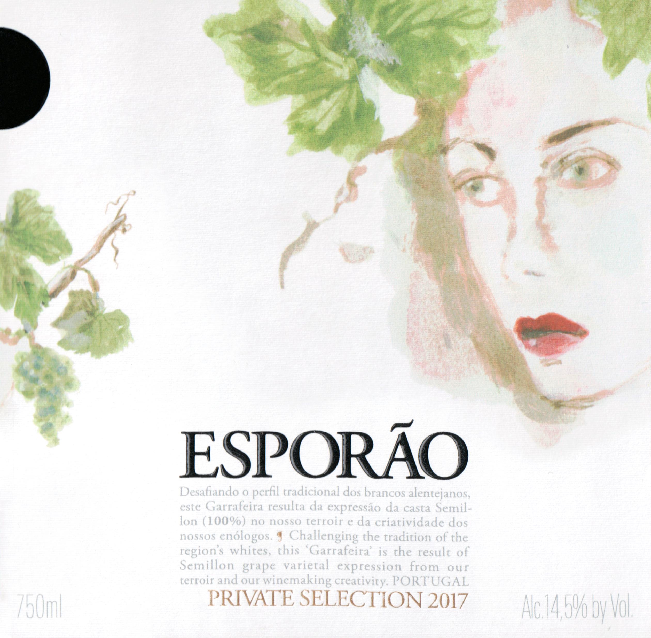 Esporao Private Selection White 2017