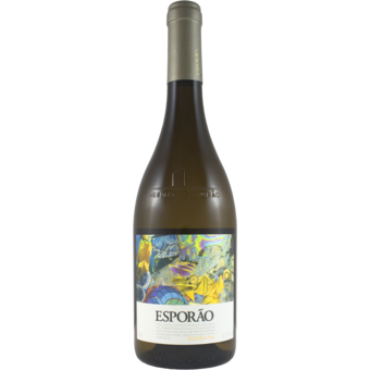 Bottle shot for 2018 Esporao Reserva White