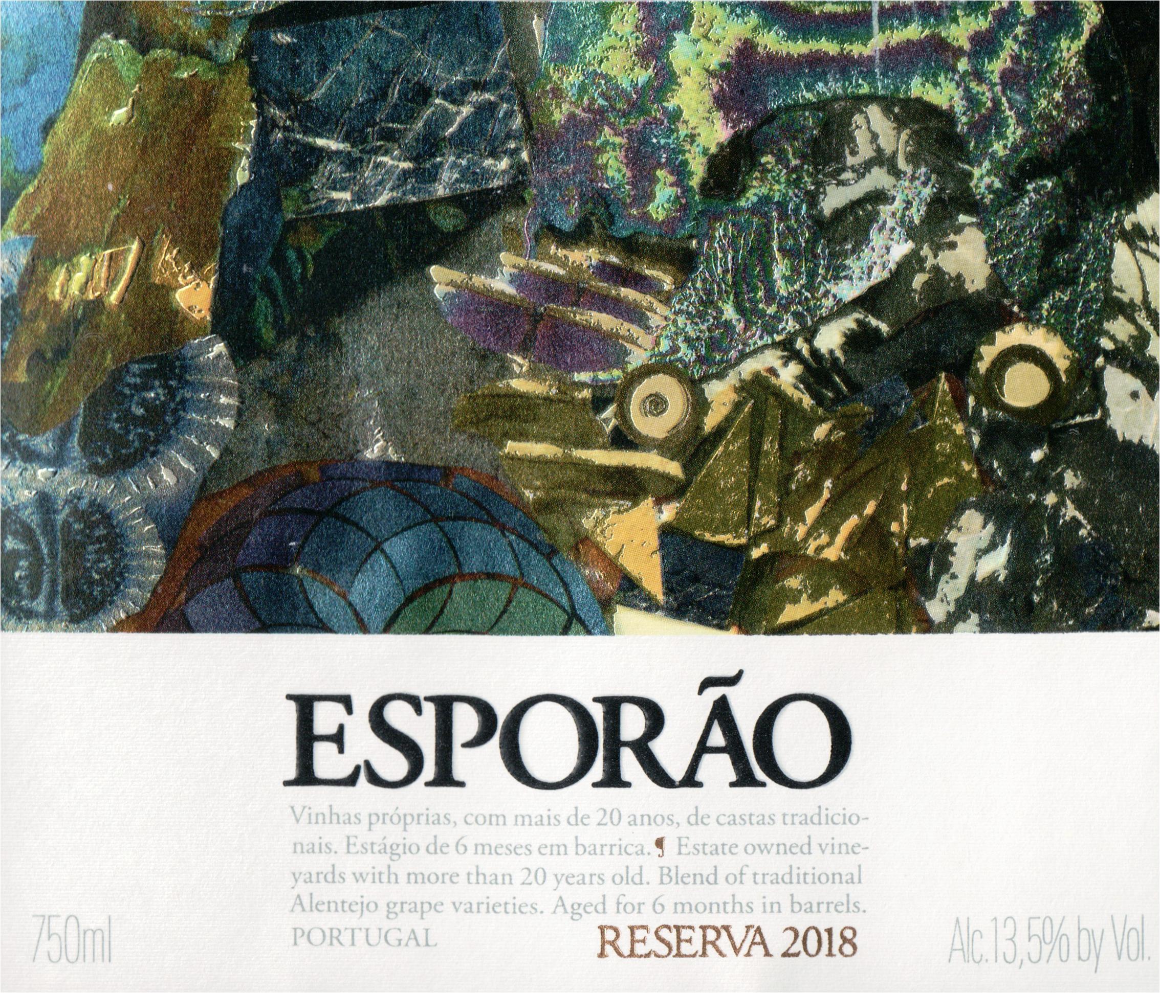 Esporao Reserva White 2018