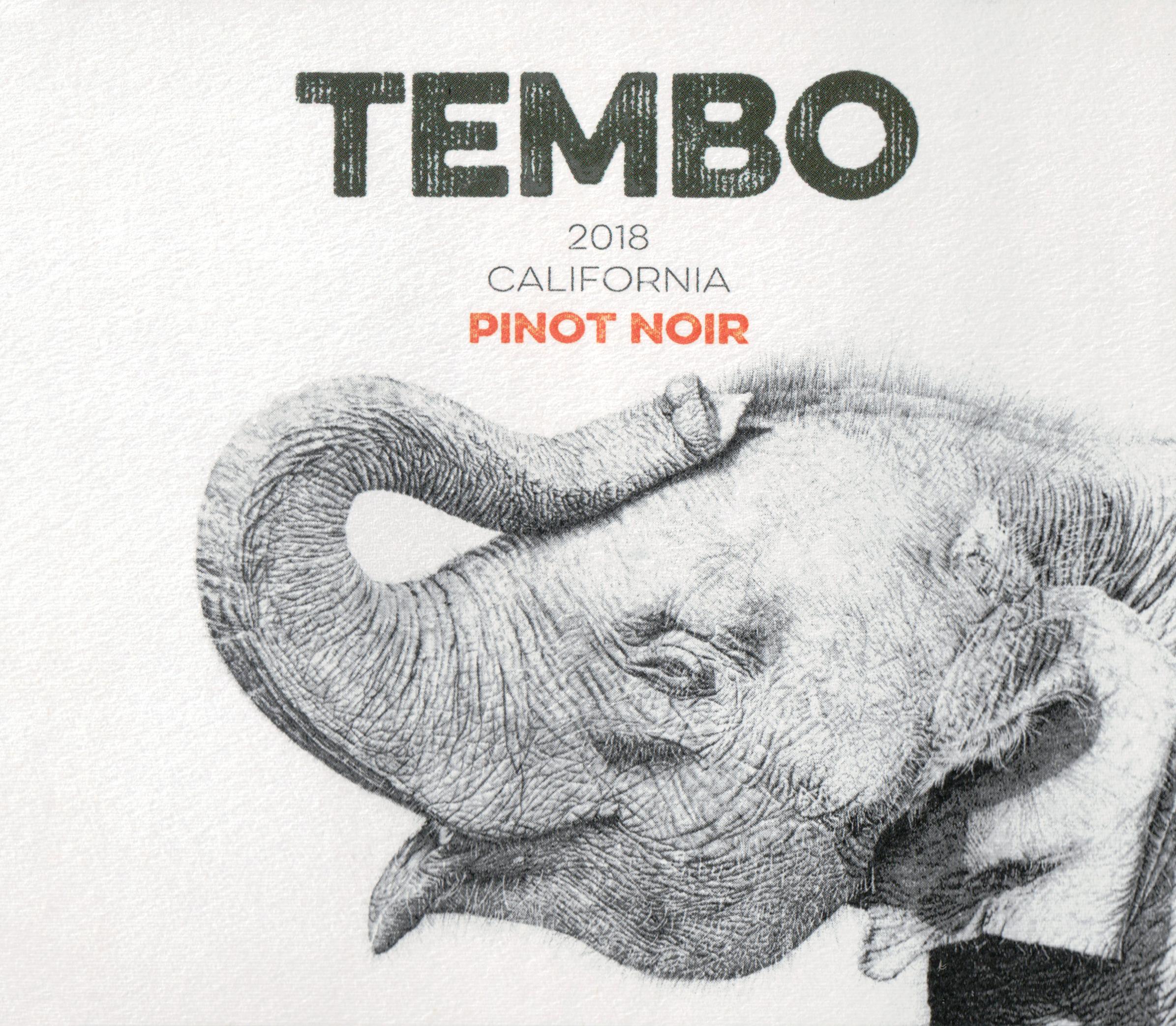 Tembo Pinot Noir 2018