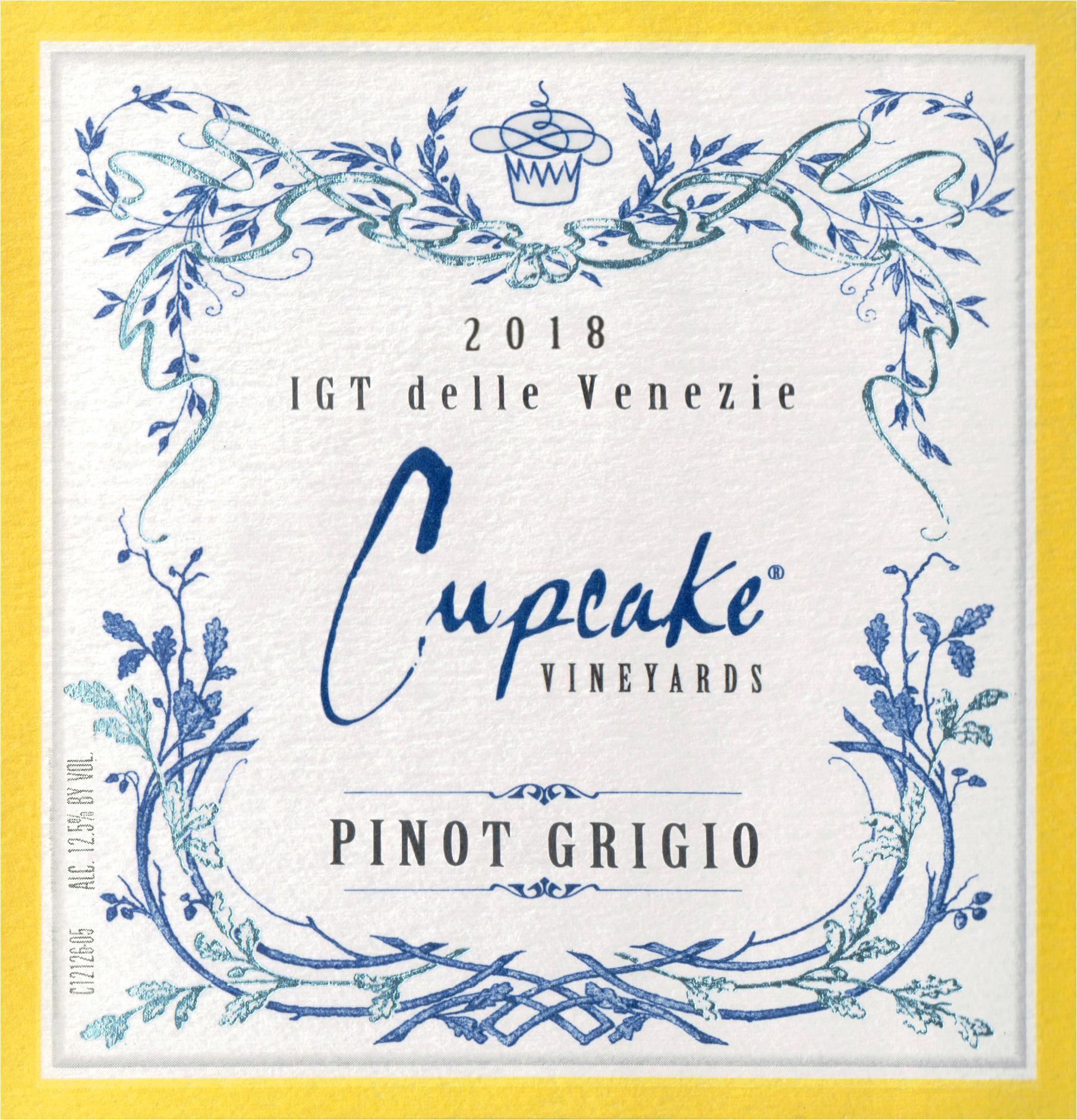 Cupcake Pinot Grigio 2018