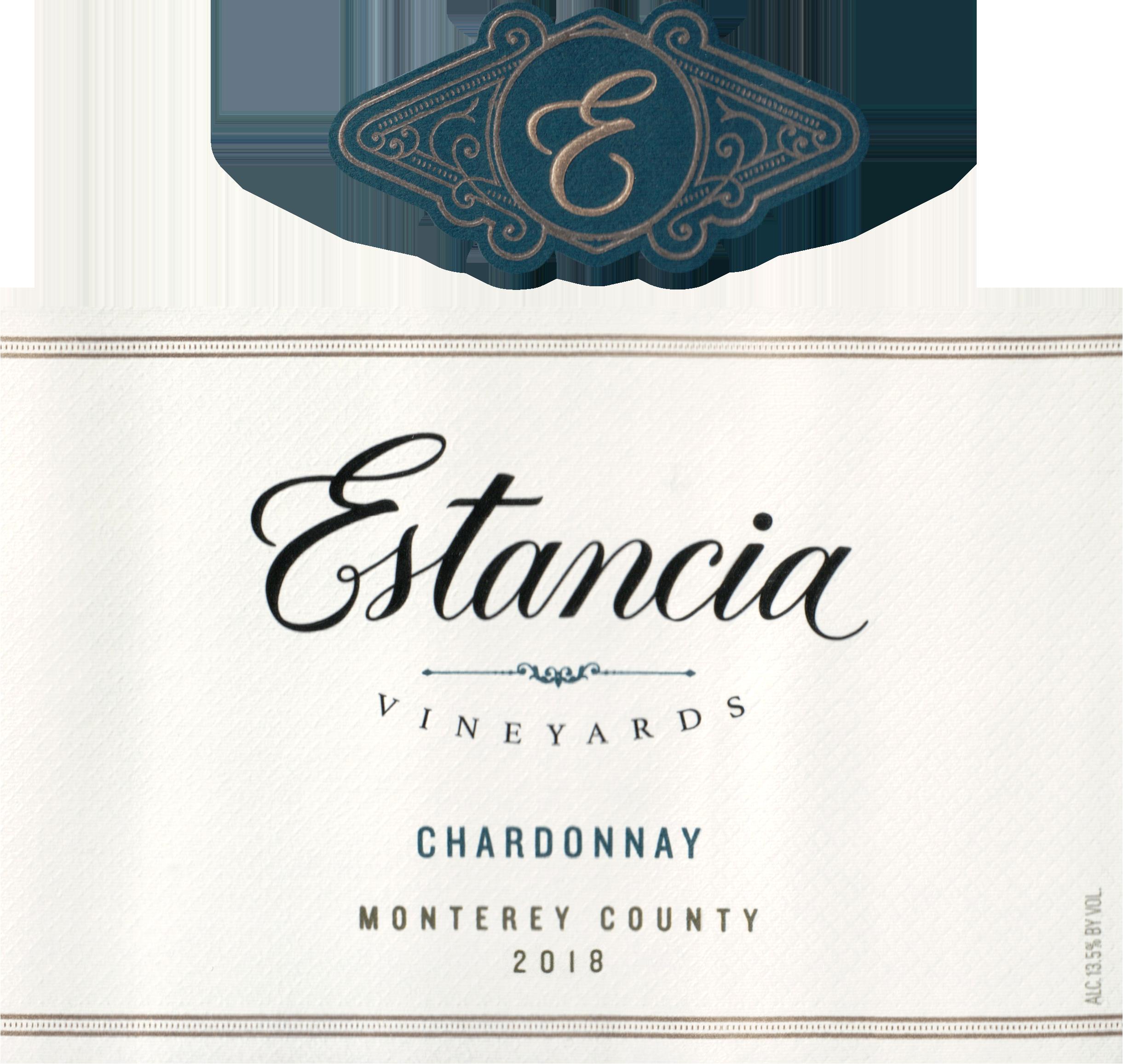 Estancia Chardonnay 2018
