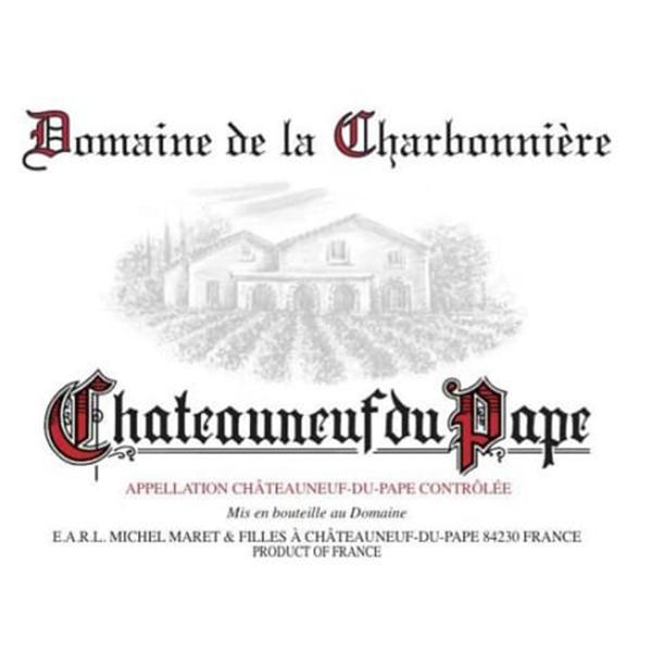 Charbonniere Chateauneuf Du Pape Rouge 2009