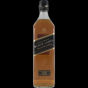 Bottle shot for  Johnnie Walker Black