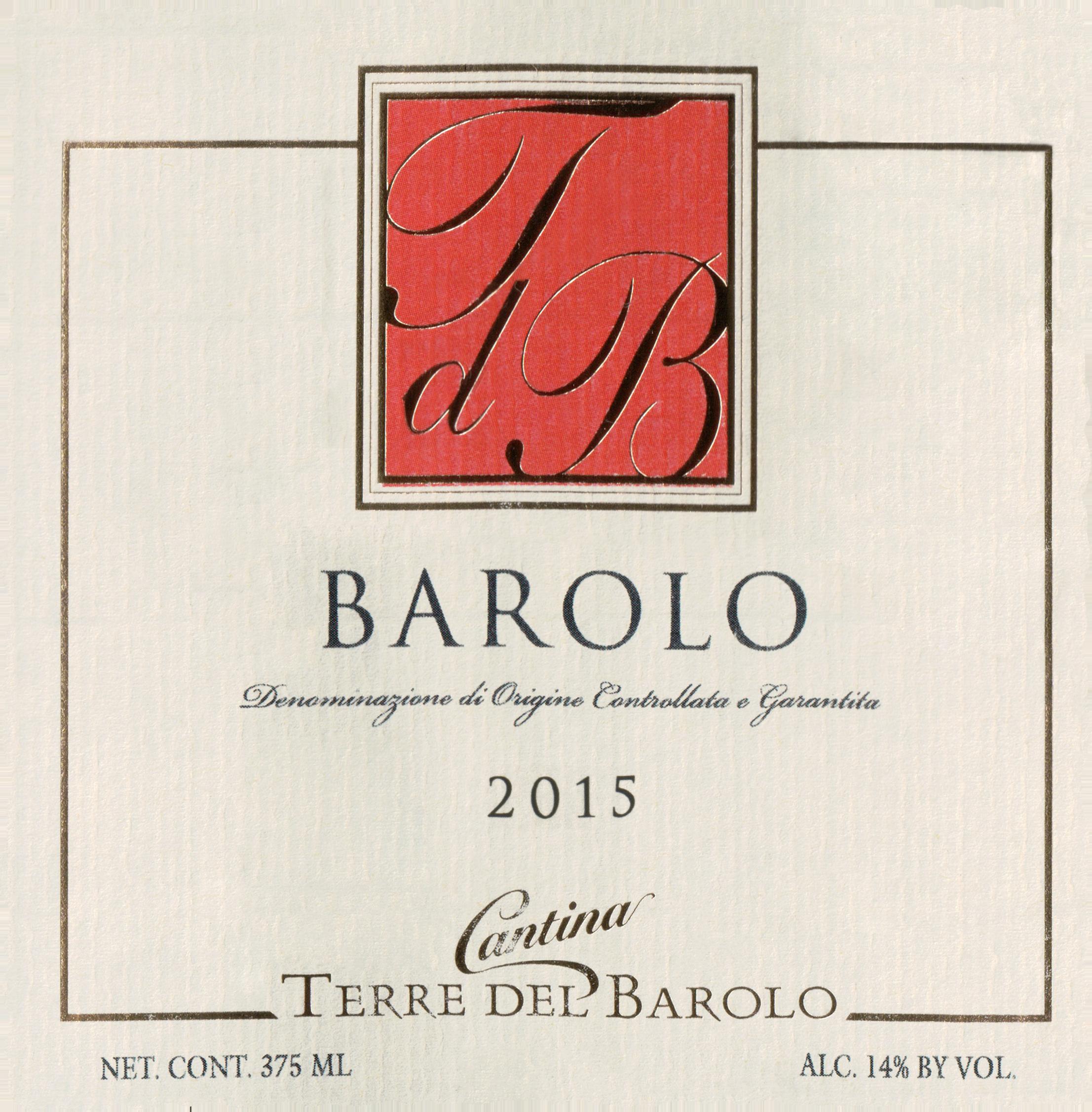 Terre Del Barolo Barolo 2015