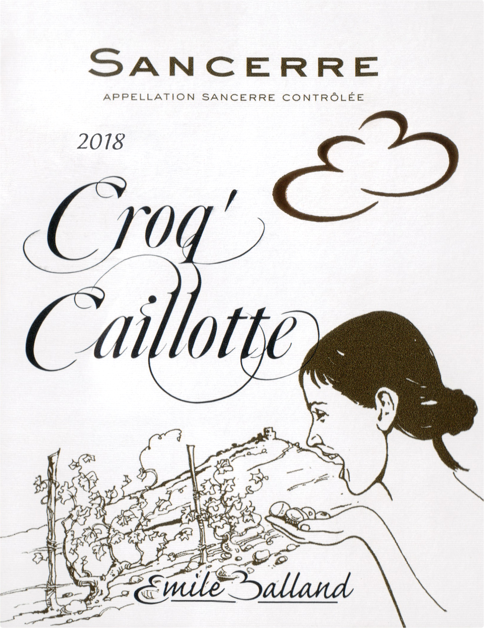Emile Balland Sancerre Croq