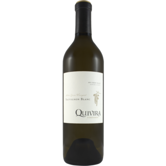 Bottle shot for 2018 Quivira Alder Grove Sauvignon Blanc