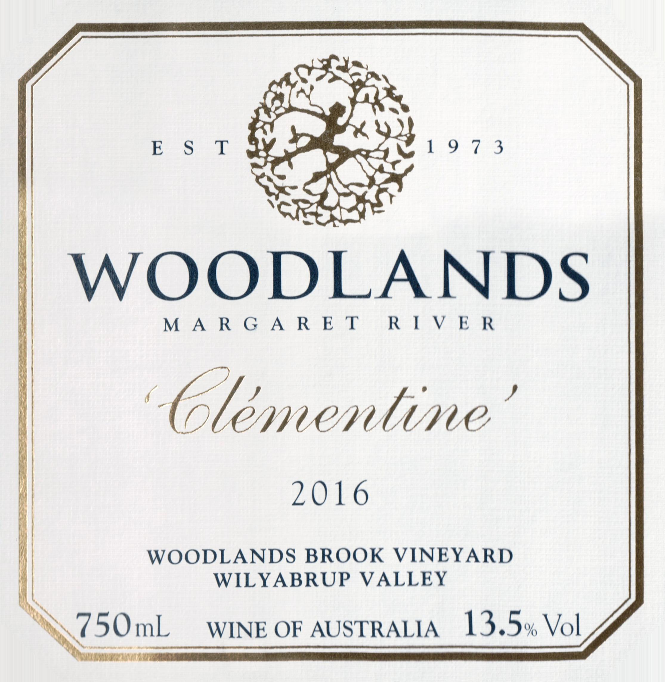 Woodlands Clementine 2016