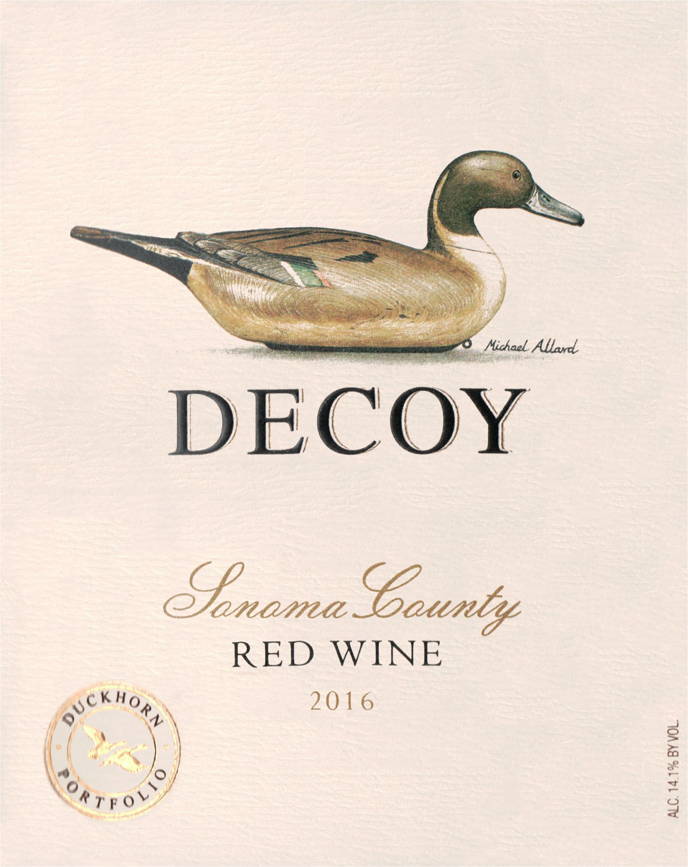 Duckhorn Decoy Red 2017