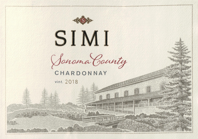 Simi Chardonnay 2018