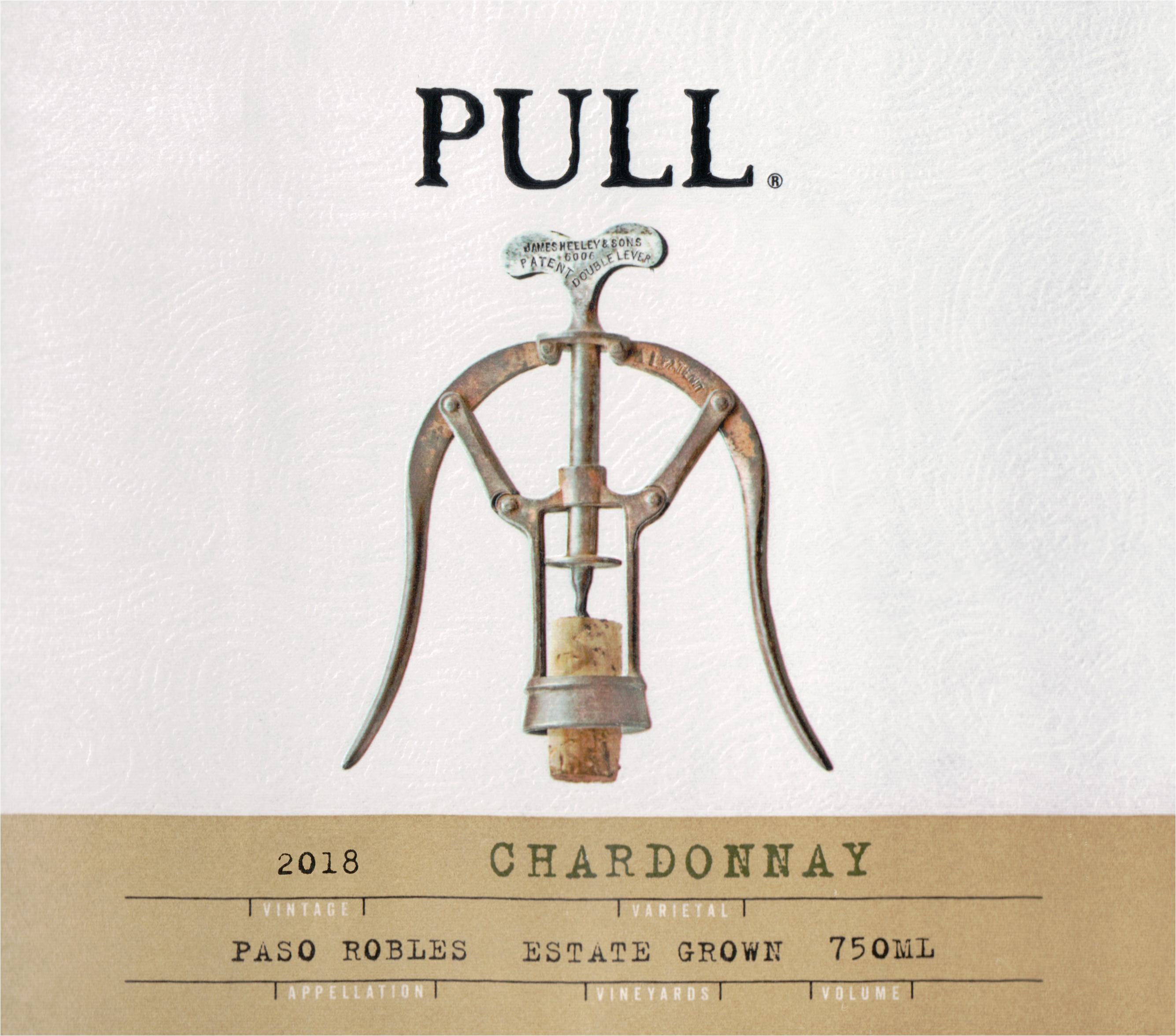 Pull Chardonnay 2018